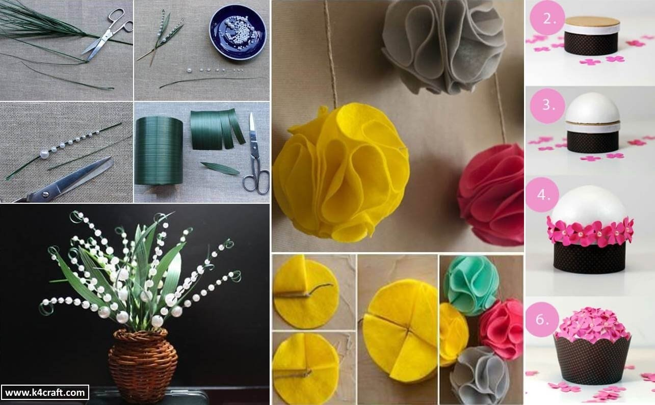 10 Attractive Best Out Of Waste Ideas best out of waste diy creative craft ideas stepstep k4 craft