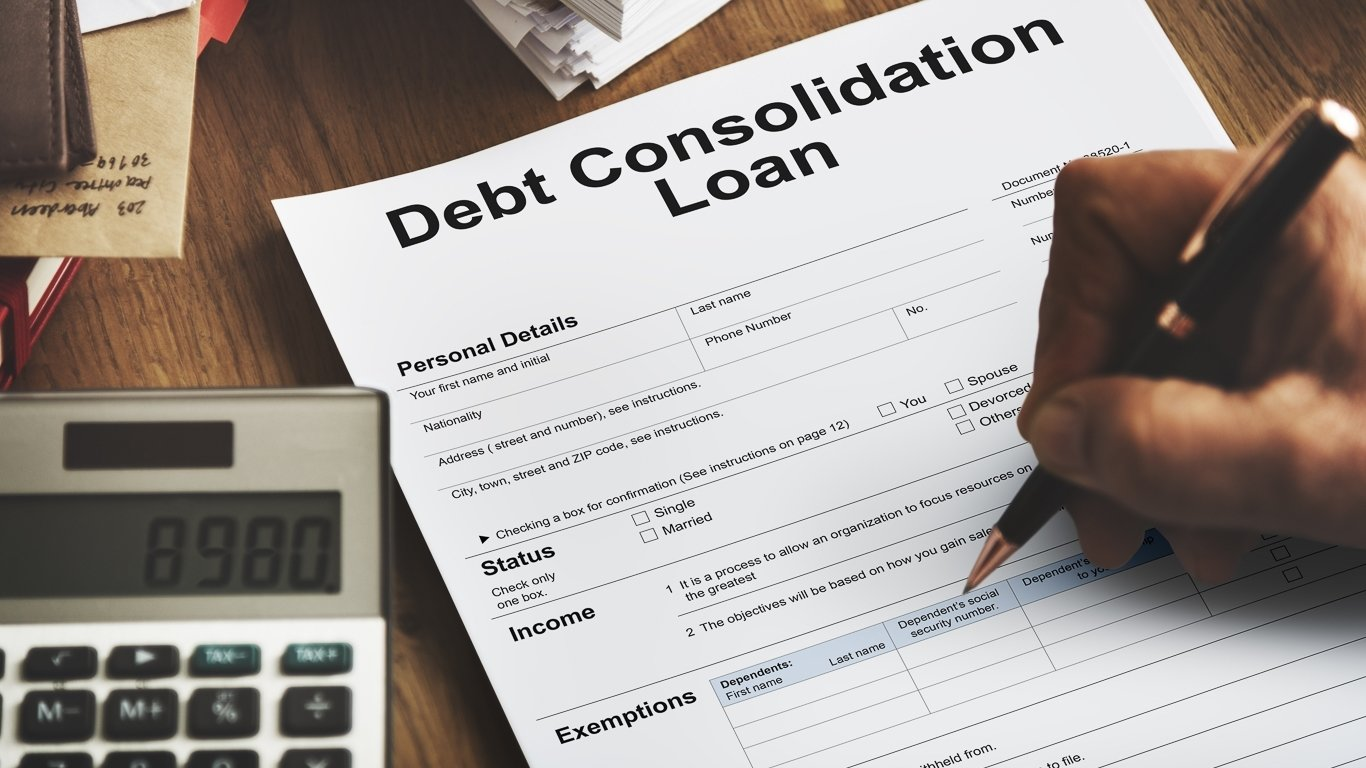 10 Fashionable Are Debt Consolidation Loans A Good Idea best personal loans for debt consolidation gobankingrates