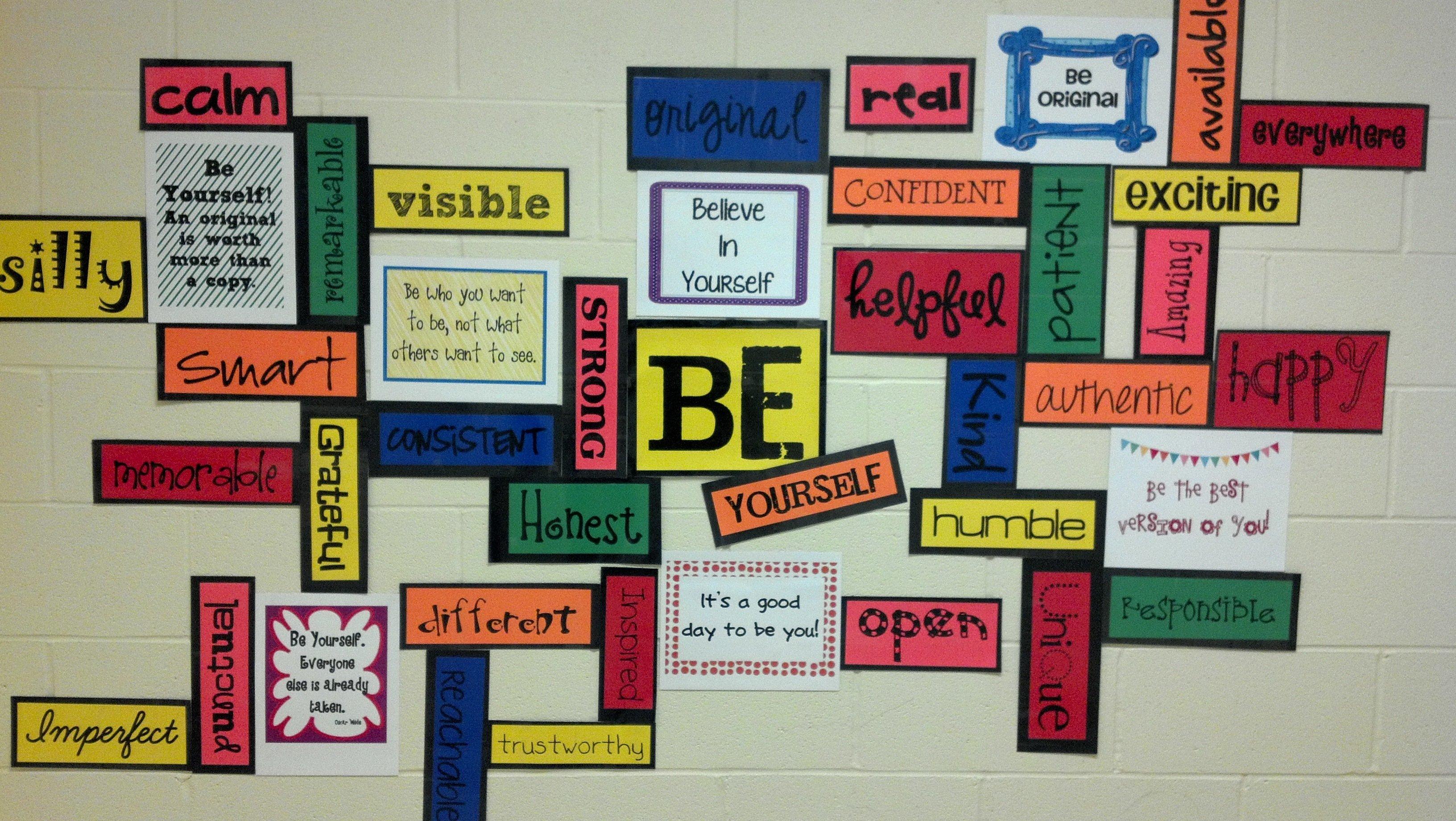 10 Lovable Bulletin Board Ideas Middle School best photos of middle school motivational bulletin board school 2 2020