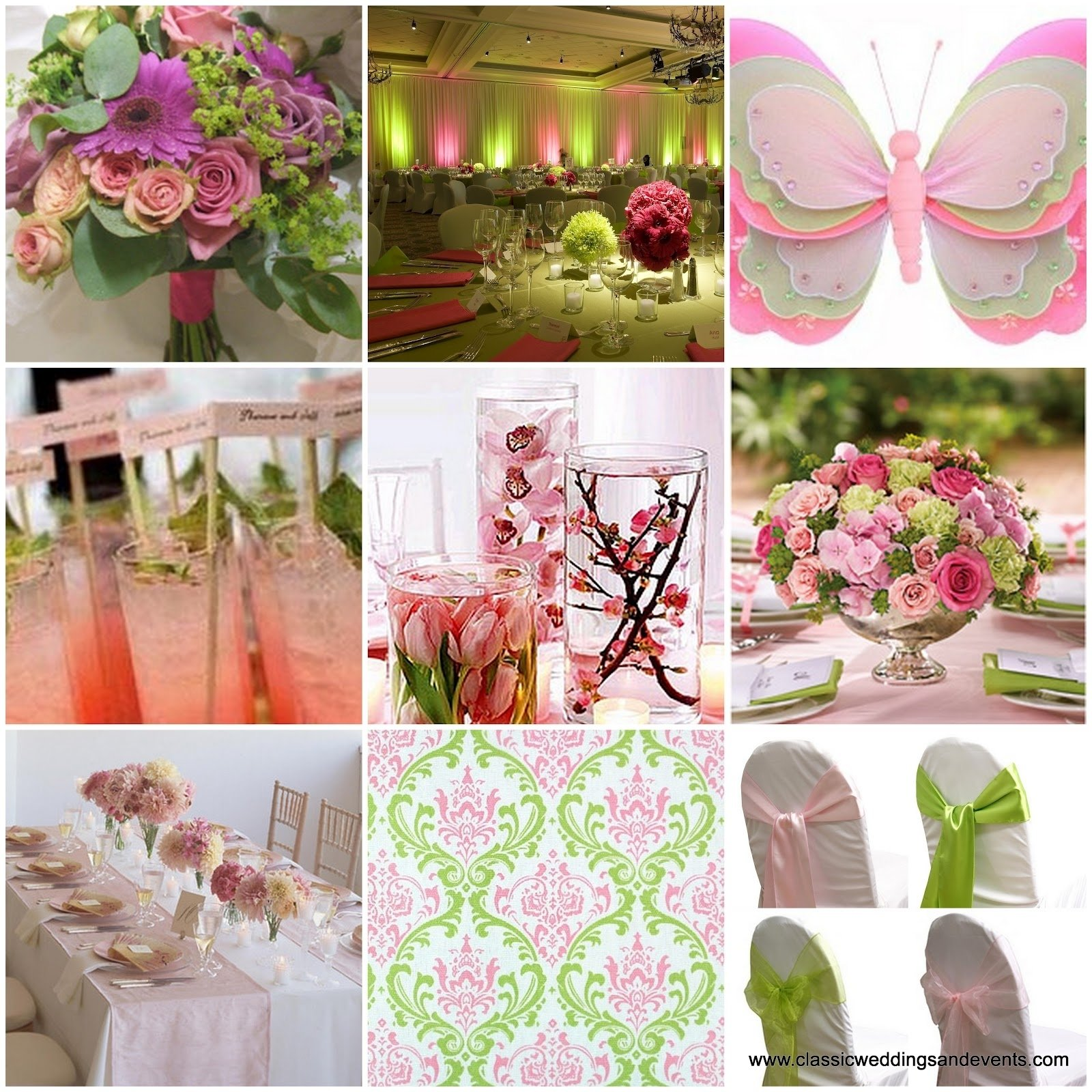 10 Awesome Pink And Green Wedding Ideas best pink and green wedding ideas gallery styles ideas 2018 2020
