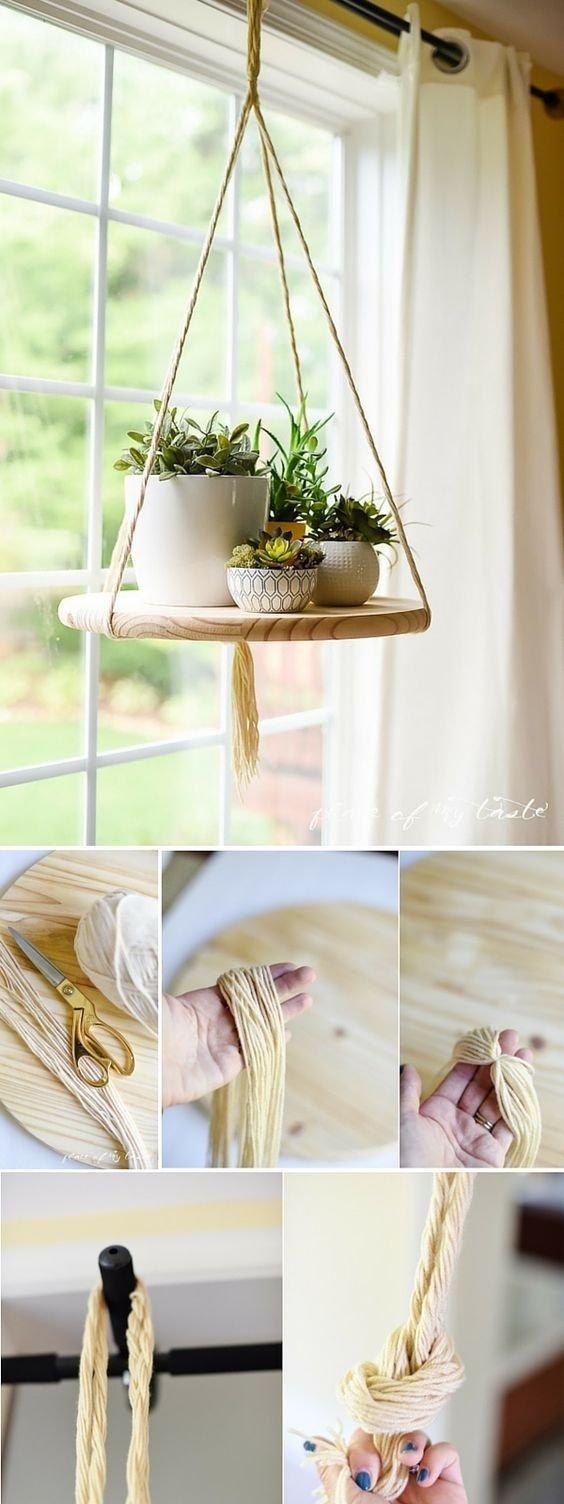 10 Perfect Pinterest Home Decor Craft Ideas