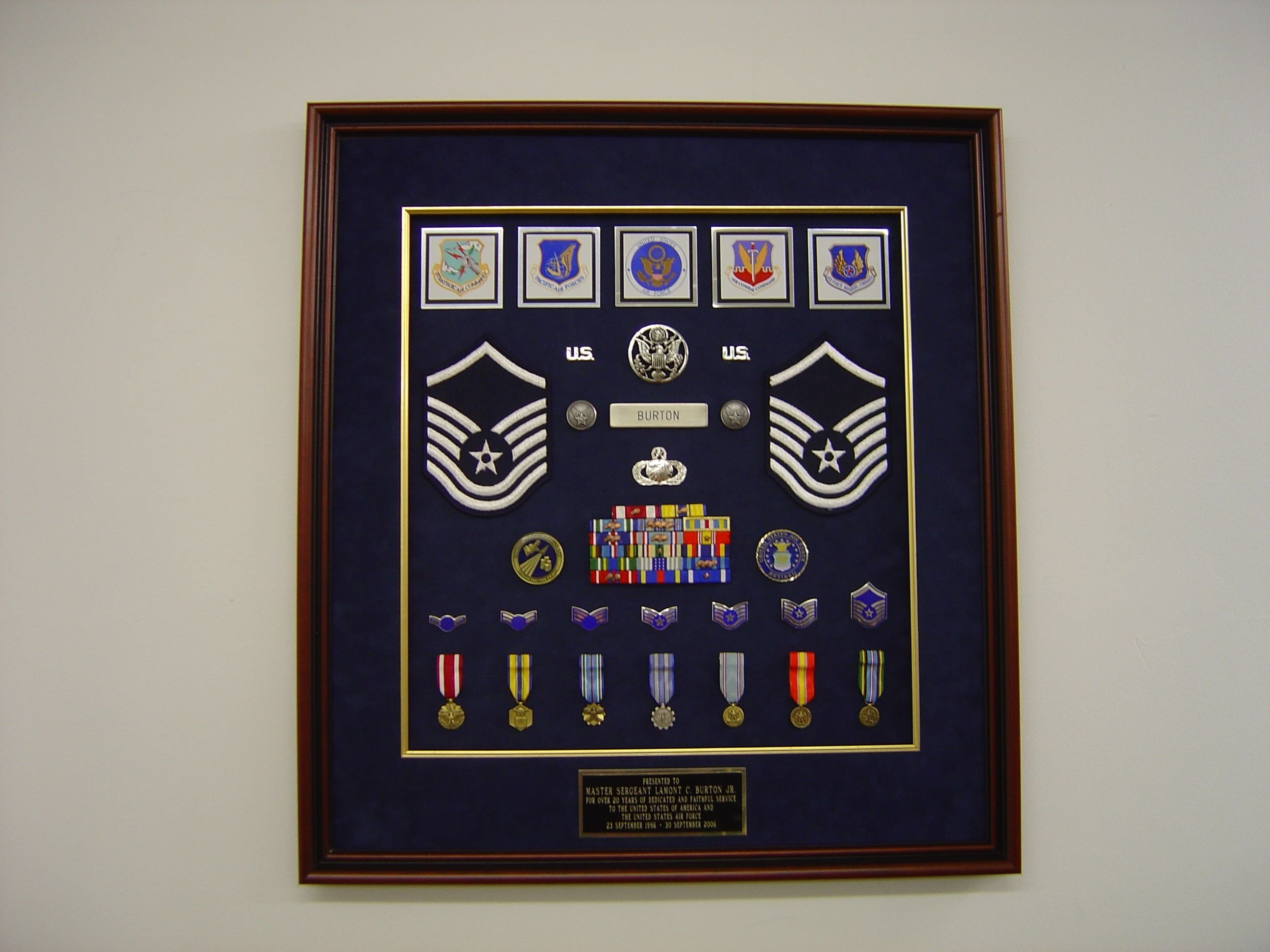 10 Trendy Air Force Shadow Box Ideas best shadow box ideas pictures decor and remodel shadow box 1 2021