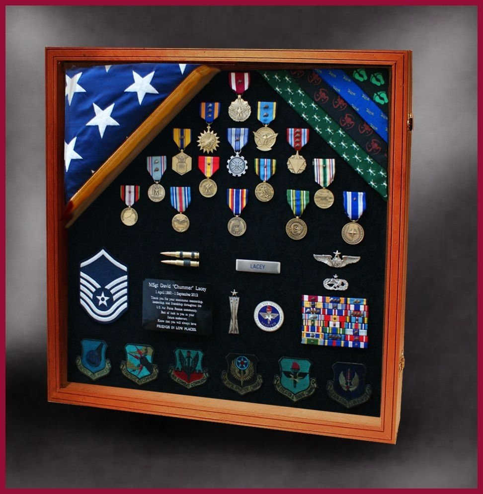 10 Gorgeous Military Retirement Shadow Box Ideas best shadow box ideas pictures decor and remodel shadow box and box 2020