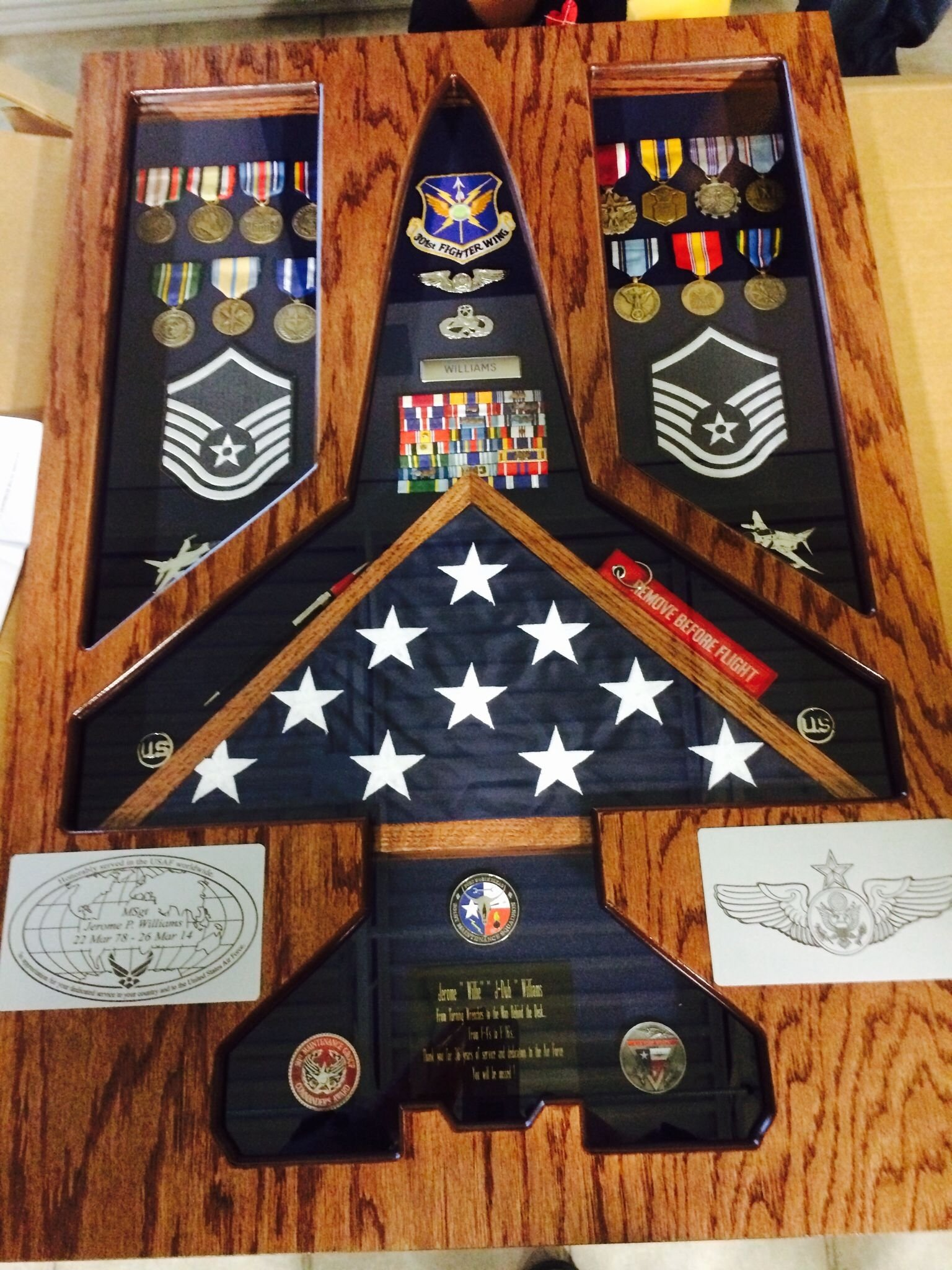 10 Trendy Air Force Shadow Box Ideas best shadow box ideas pictures decor and remodel shadow box 2021