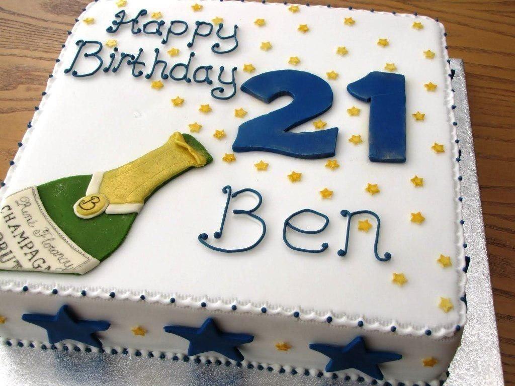 10 Stunning 40Th Birthday Cake Ideas For Men Best St
