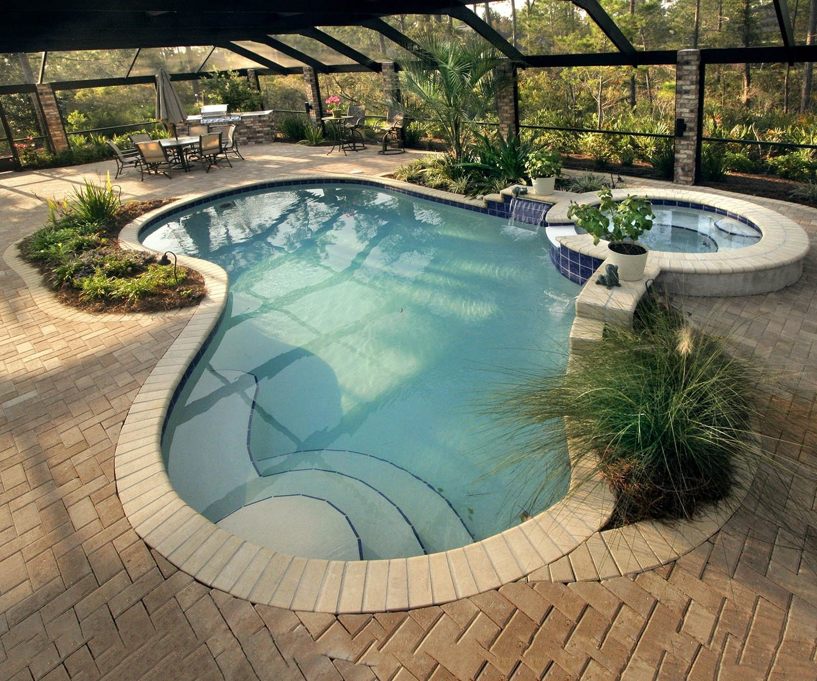 10 Unique In Ground Pool Deck Ideas best swimming pool deck ideas 2020