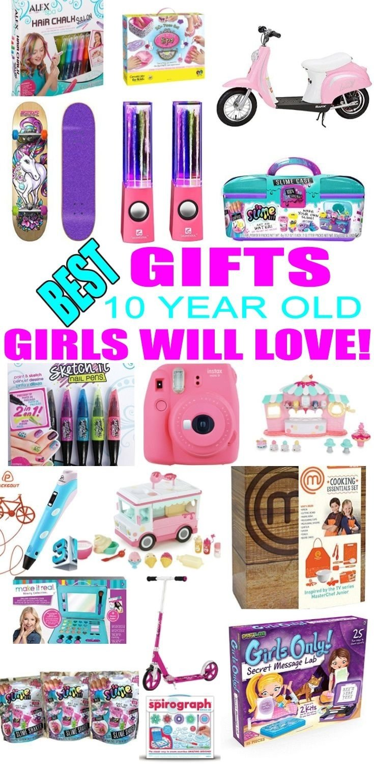 10 Lovable 10 Year Old Girl Gift Ideas best toys for 10 year old girls game room decor game rooms and 10 2020