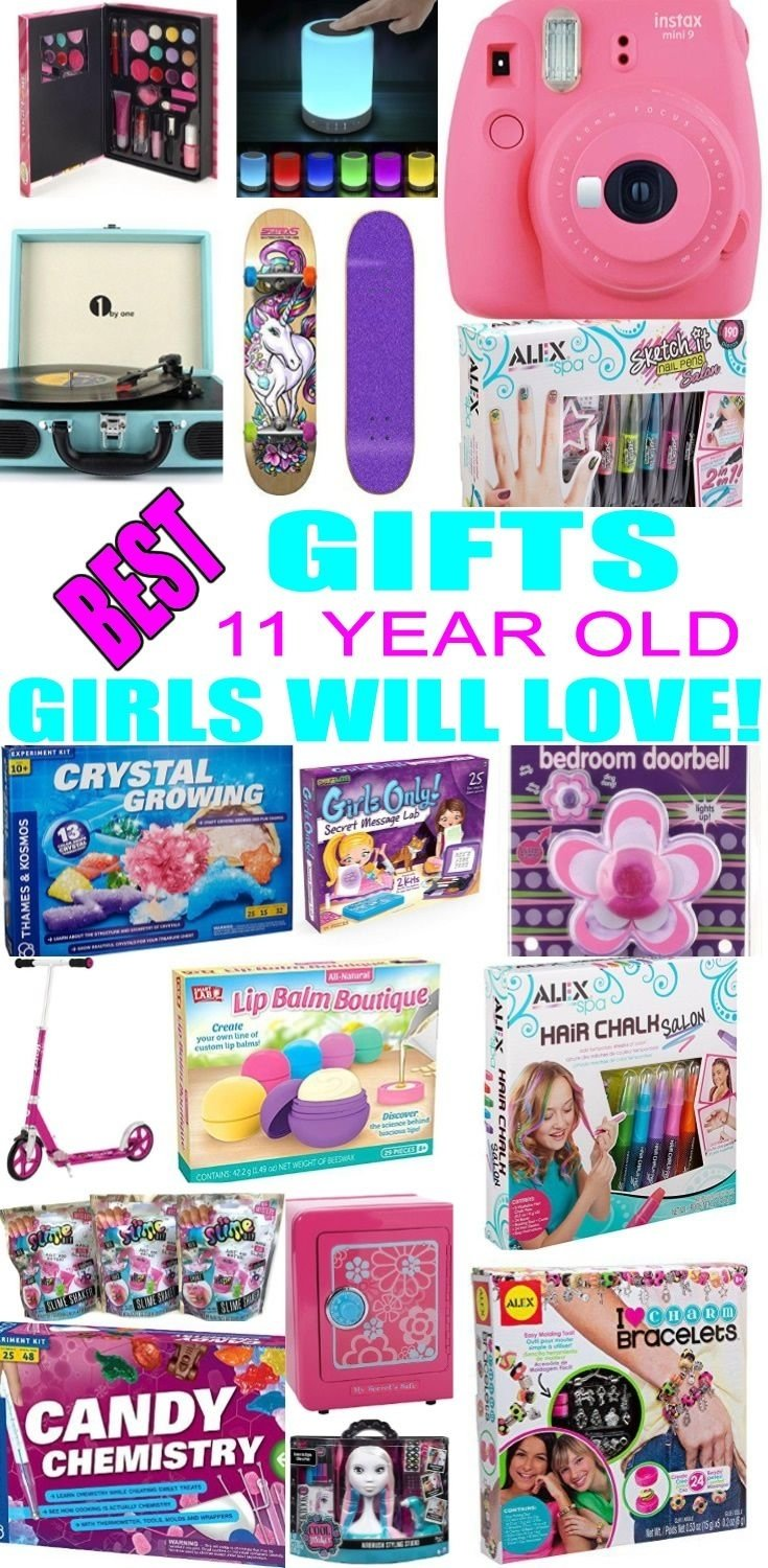 10 Cute Gift Ideas 11 Year Old Girl best toys for 11 year old girls game room decor game rooms and 2021