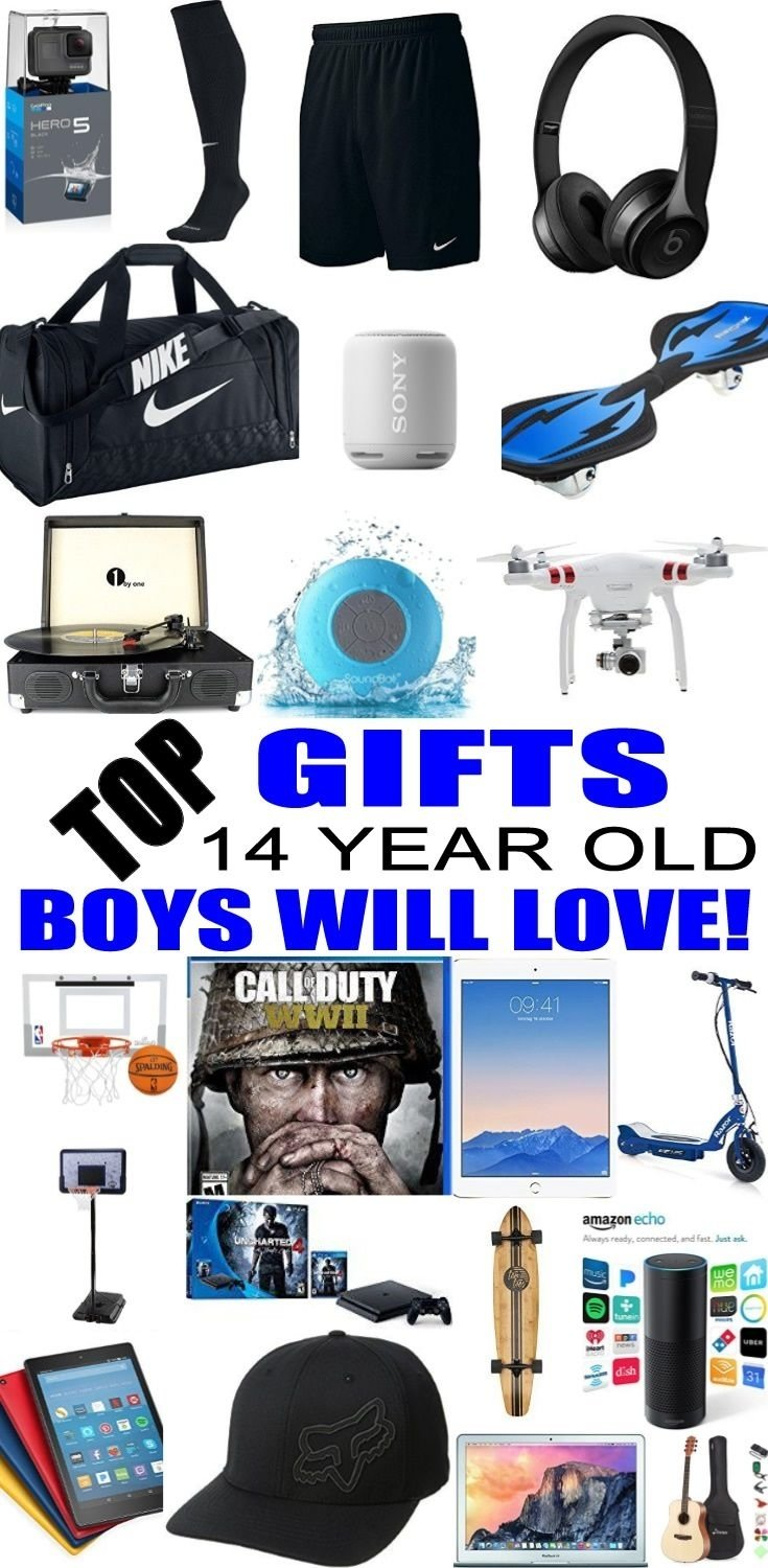 Imágenes de Top Ten Gifts For A 14 Year Old Boy
