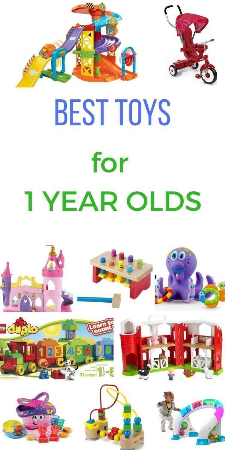 10 Best Gift Ideas For A One Year Old best toys for a 1 year old toy parenting 101 and babies 7 2020