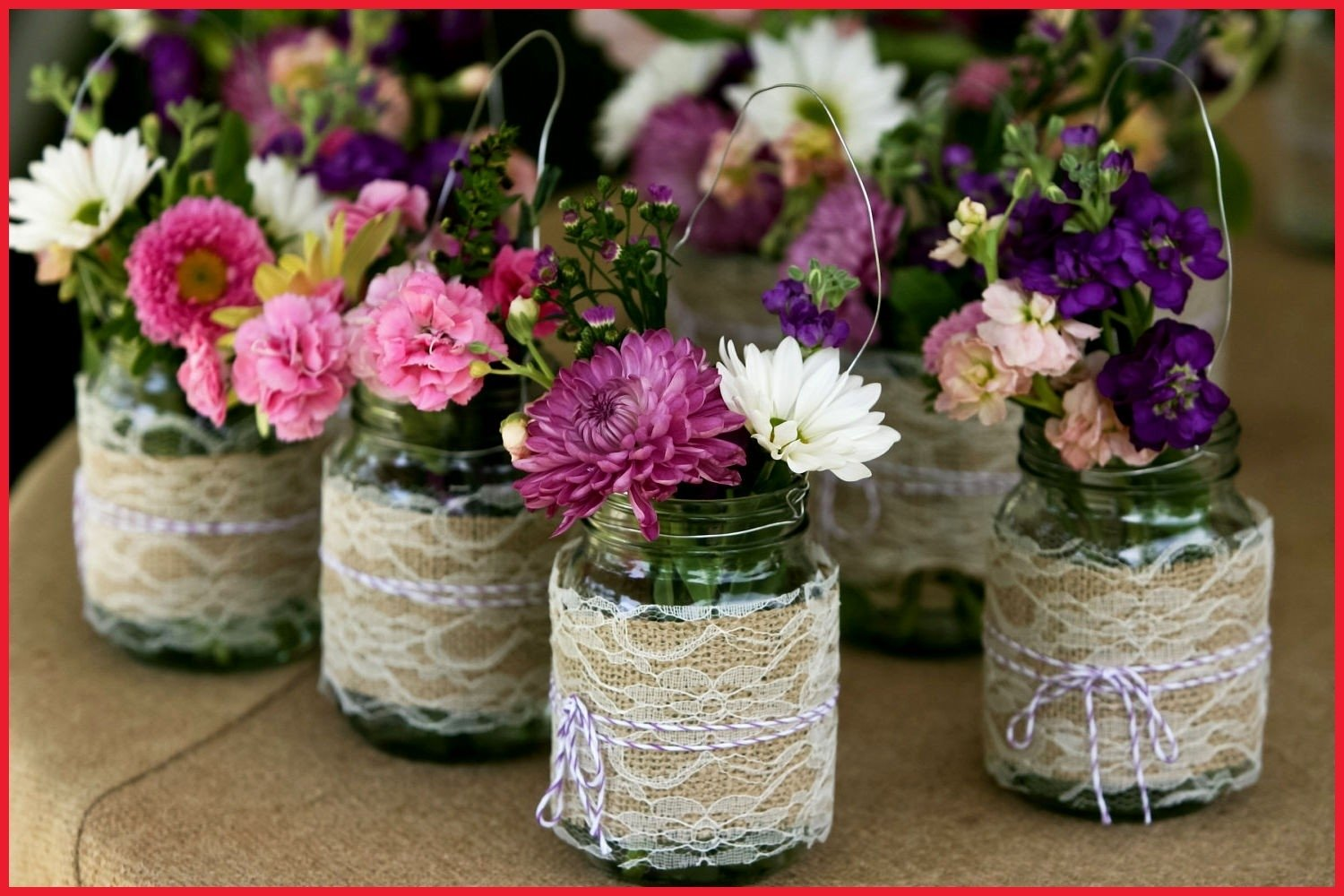 10 Lovable Mason Jar Ideas For Weddings best wedding decorations with mason jars ideas styles decorating for 2020