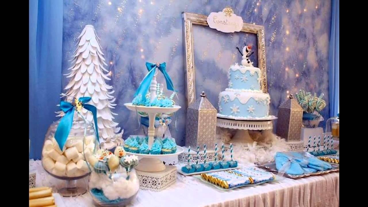 10 Lovely Winter Birthday Party Ideas For Kids best winter birthday party ideas youtube 2020