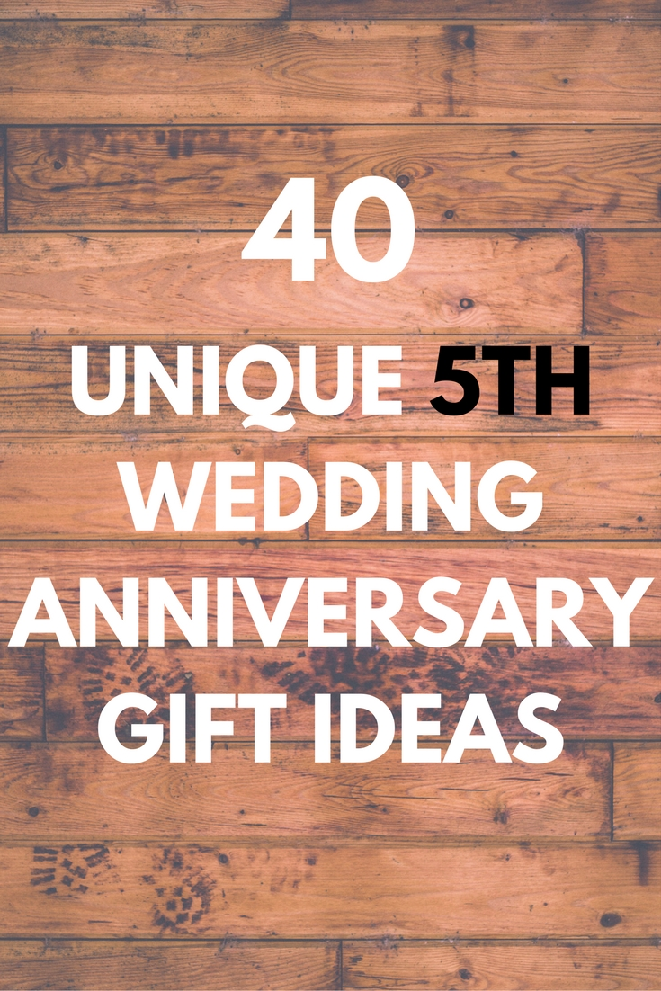 10 Gorgeous Five Year Anniversary Gift Ideas best wooden anniversary gifts ideas for him and her 45 unique 4 2021