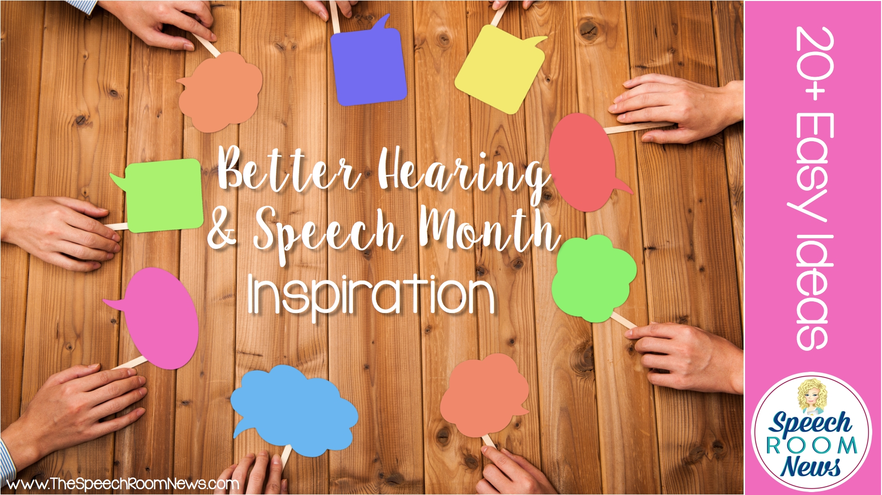 10 Beautiful Better Speech And Hearing Month Ideas bhsm resource round up speech room news 2021