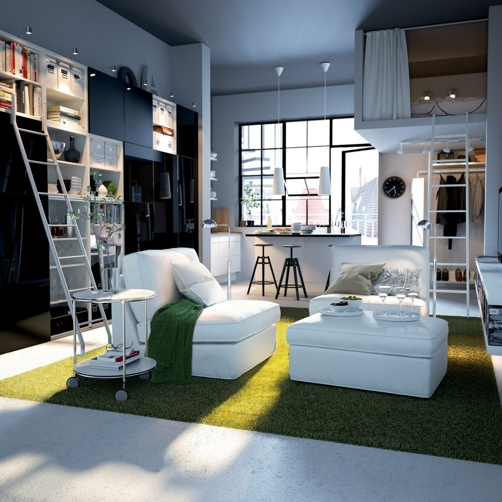 10 Awesome Design Ideas For Small Apartments big design ideas for small studio apartments 2021