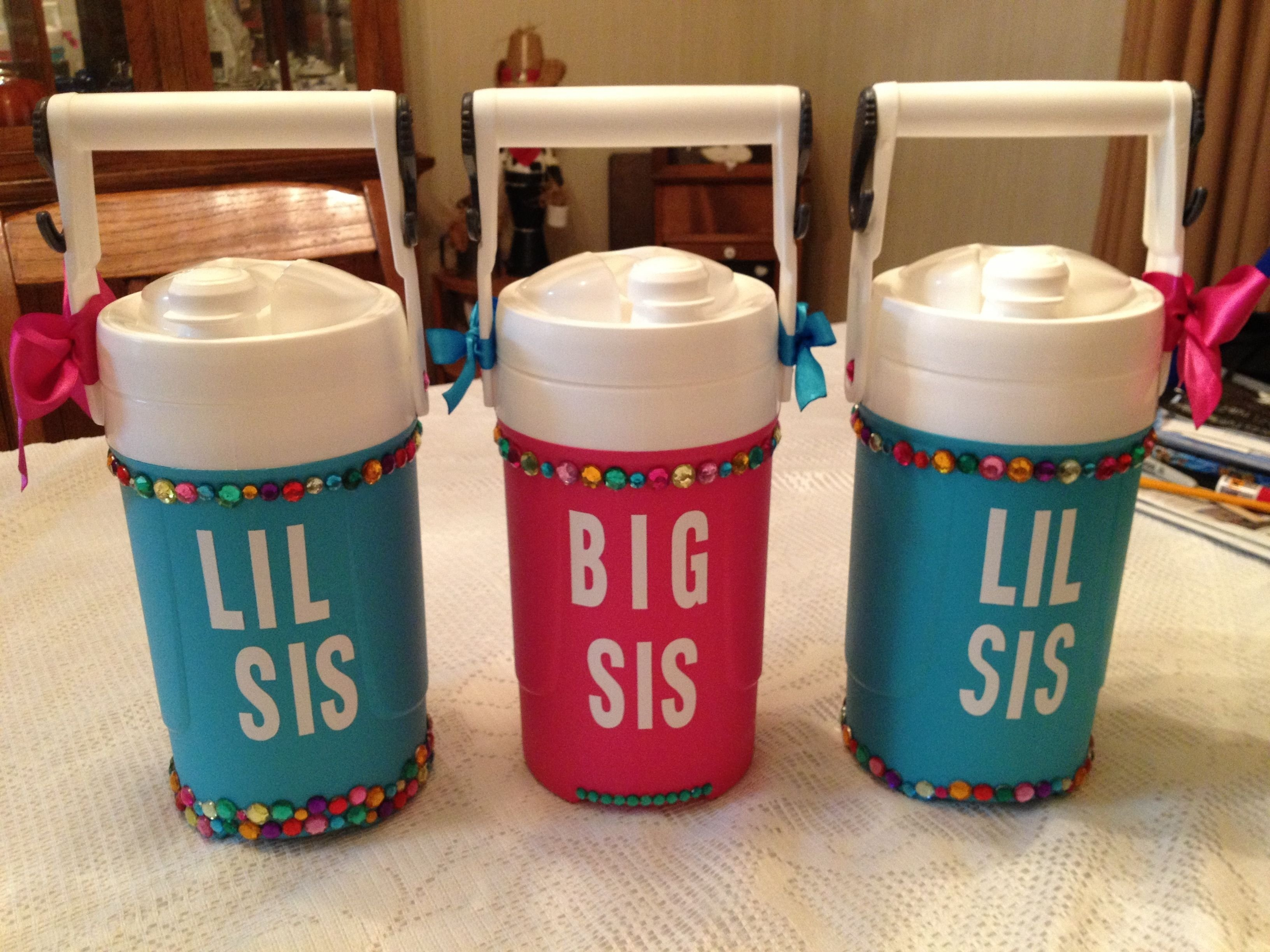 10 Unique Gift Ideas For Big Sister big sis lil sis cheer gifts cheer pinterest lil sis big sis 2020