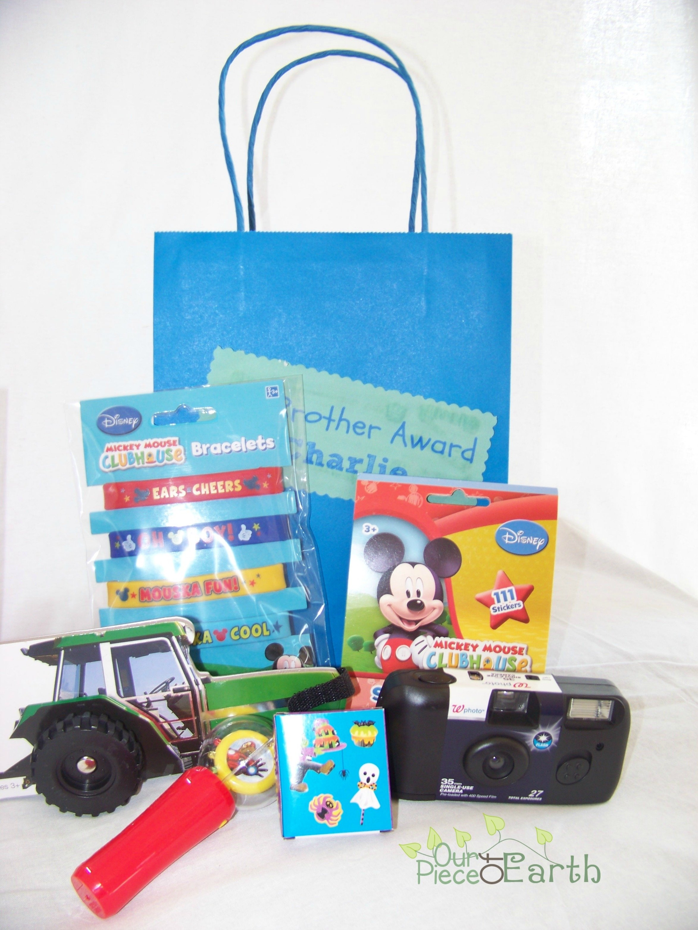 10 Fabulous Gift Ideas For A Brother big sister big brother gift bags our piece of earth 2020