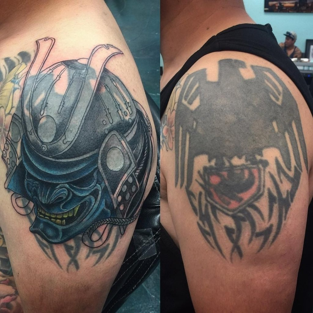 10 attractive big tattoo cover up ideas