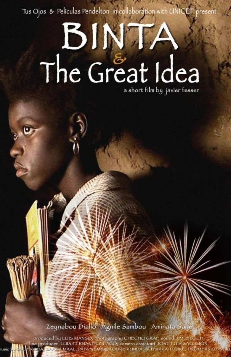 binta and the great idea - alchetron, the free social encyclopedia