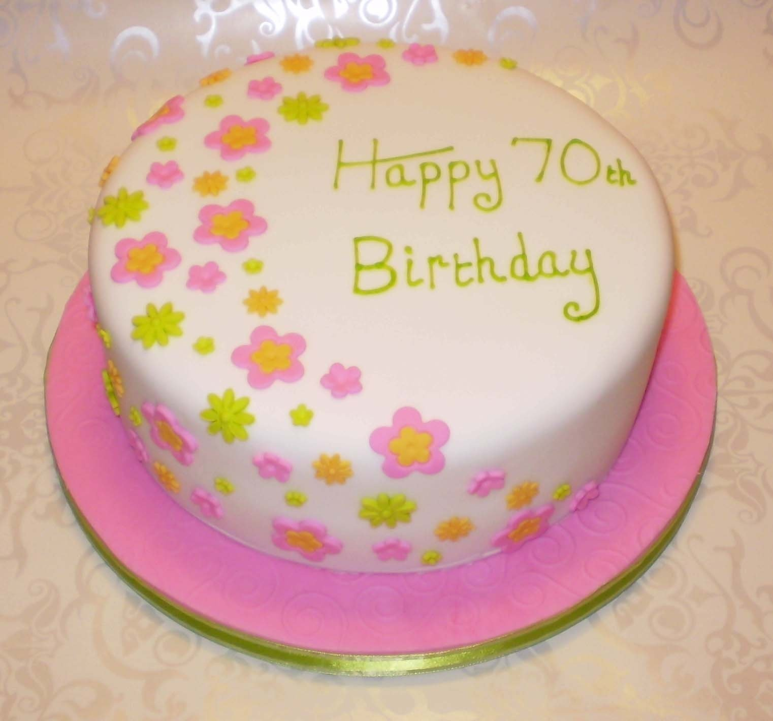 10 Best Simple Birthday Cake Decorating Ideas birthday cake flower 390 birthday cake flower birthdays cakes 1 2020