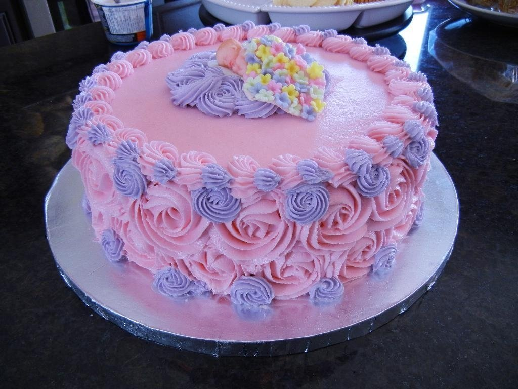 10 Amazing Little Girl Birthday Cake Ideas