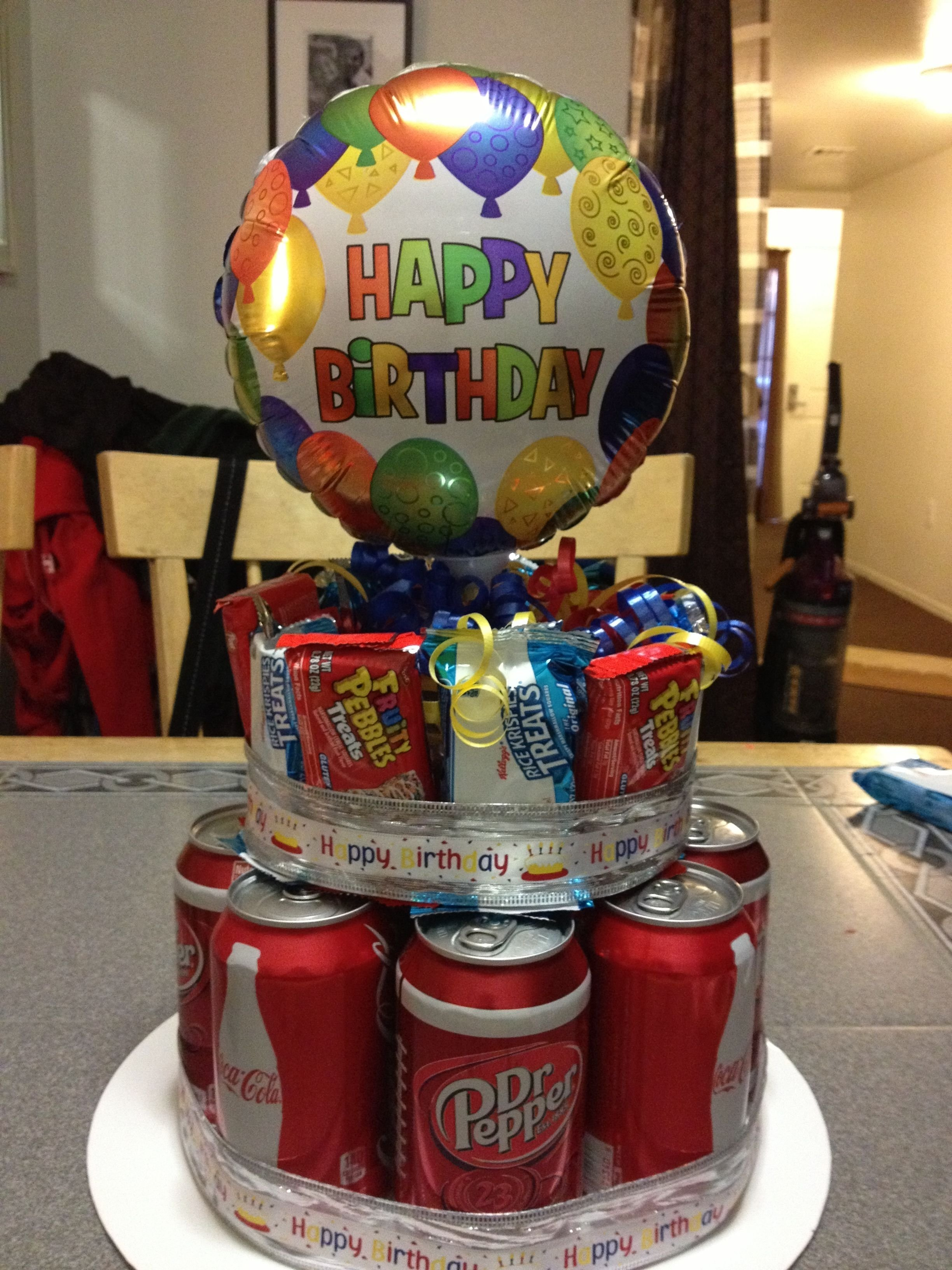 10 Famous Birthday Gift Ideas For 14 Year Old Boy birthday cake for my 14 year old son i got this idea from pinterest 4