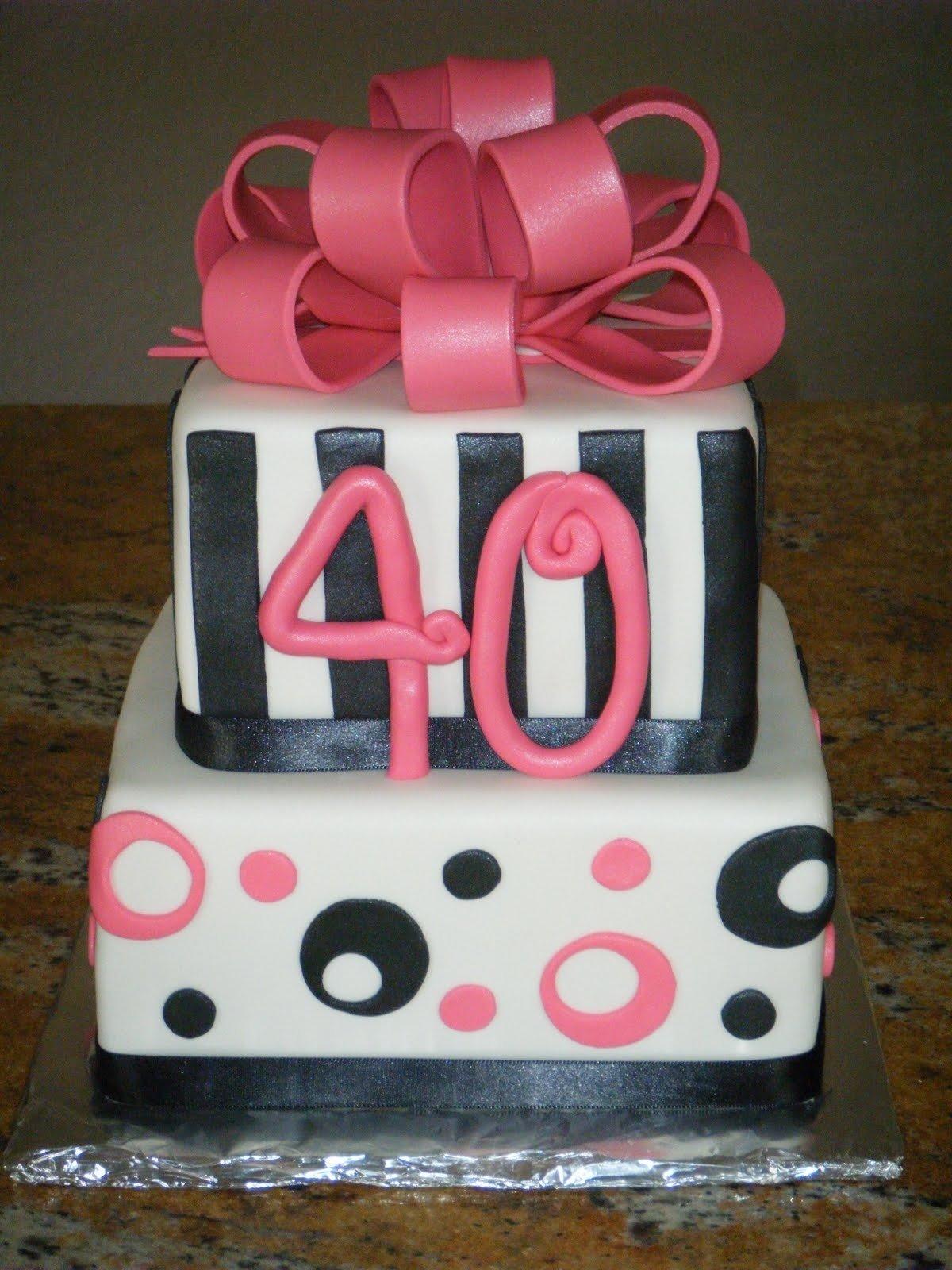 10 Stunning 40 Year Old Birthday Cake Ideas birthday cakes images astonishing 40th birthday cake 40th birthday