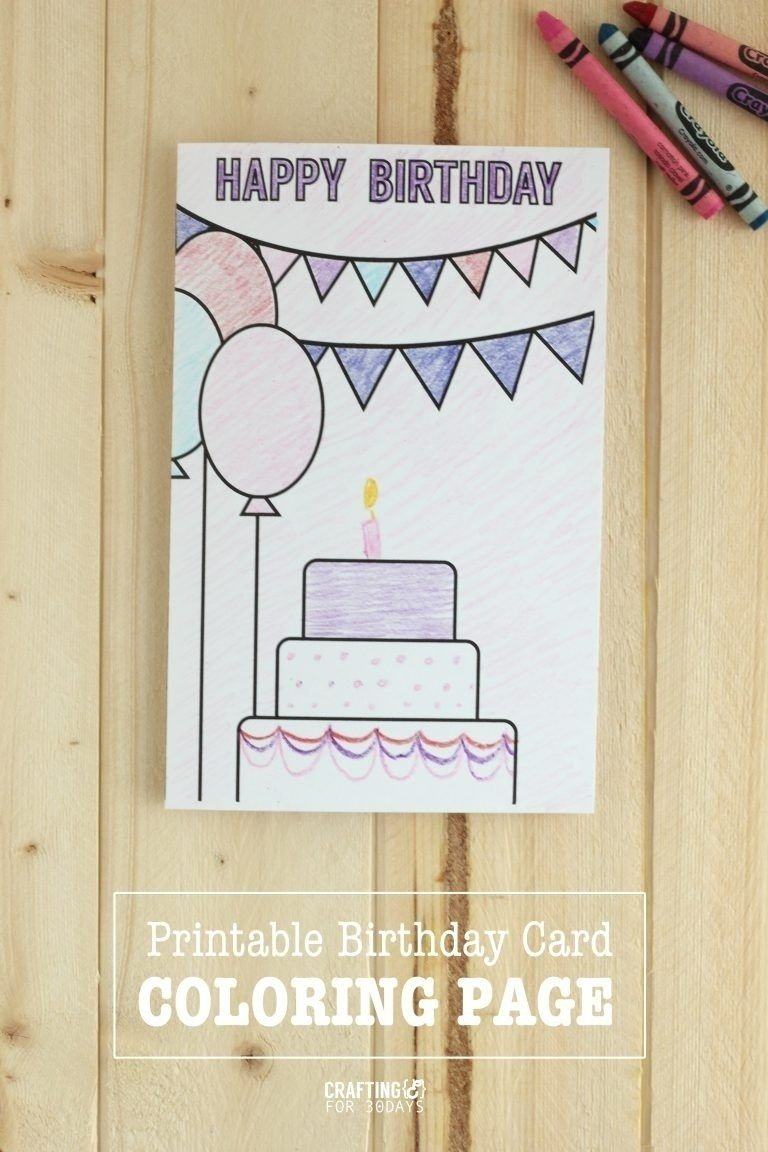 10 Amazing Birthday Card Ideas For Mom Drawings Template