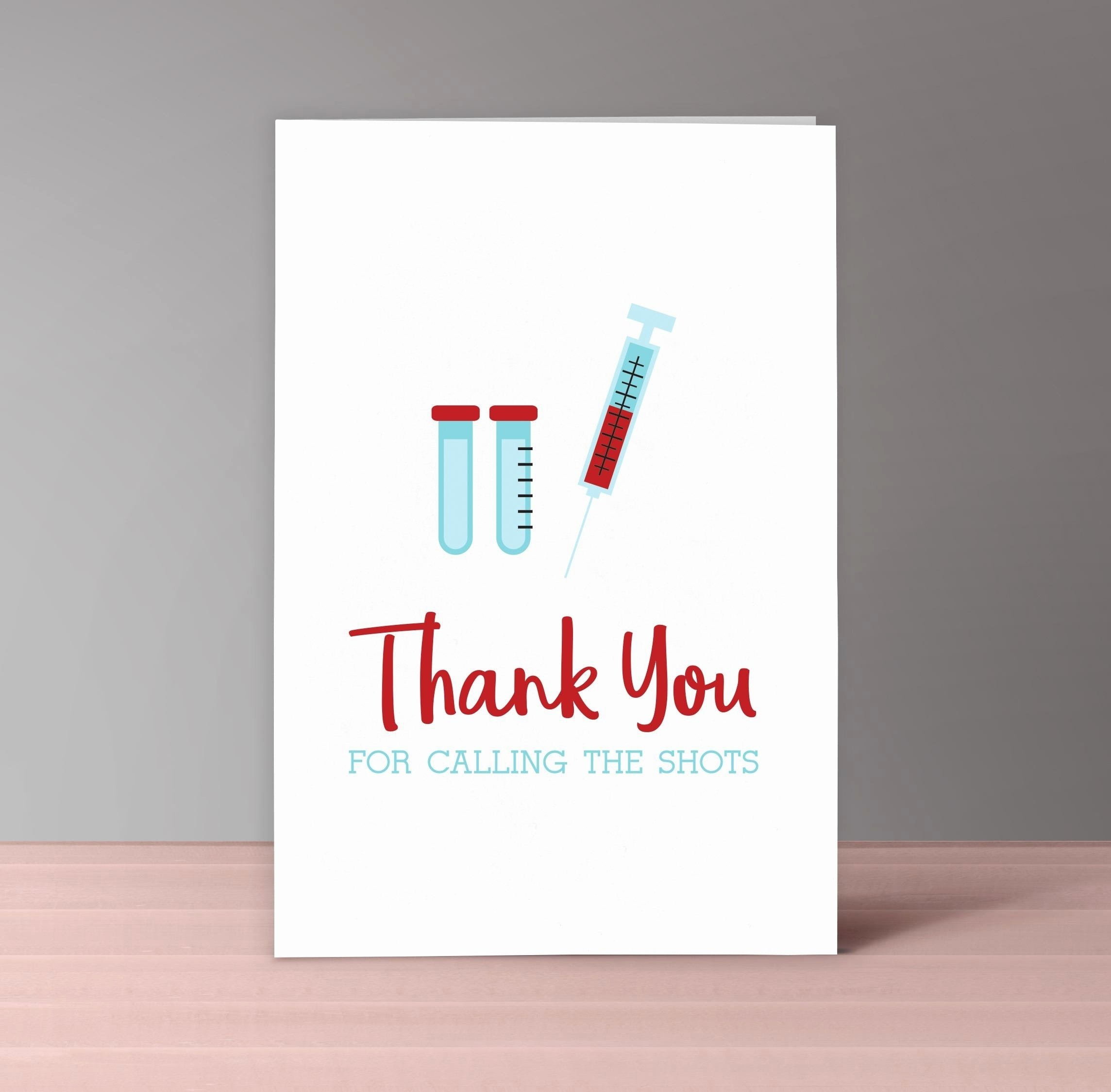 10 Attractive Cute Thank You Card Ideas