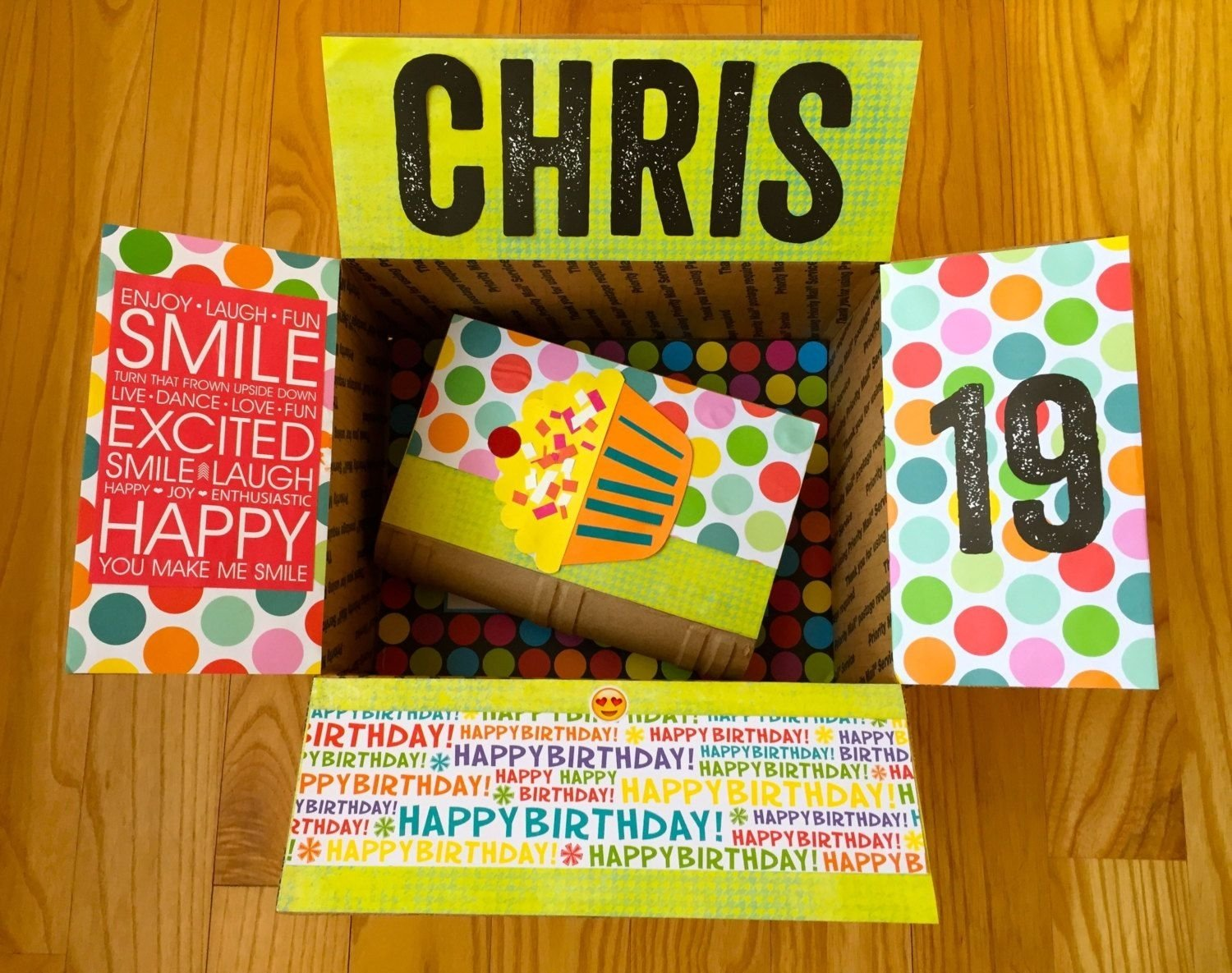 10 Fashionable Care Package Ideas For College Students birthday care package for college studentsboxymama on etsy