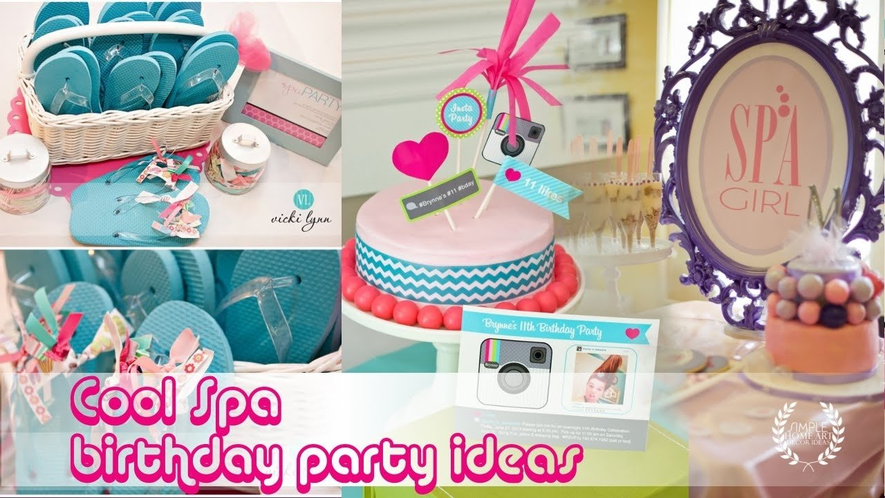 10 Nice Birthday Party Ideas For 12 Year Old Girls Decorations Luxury