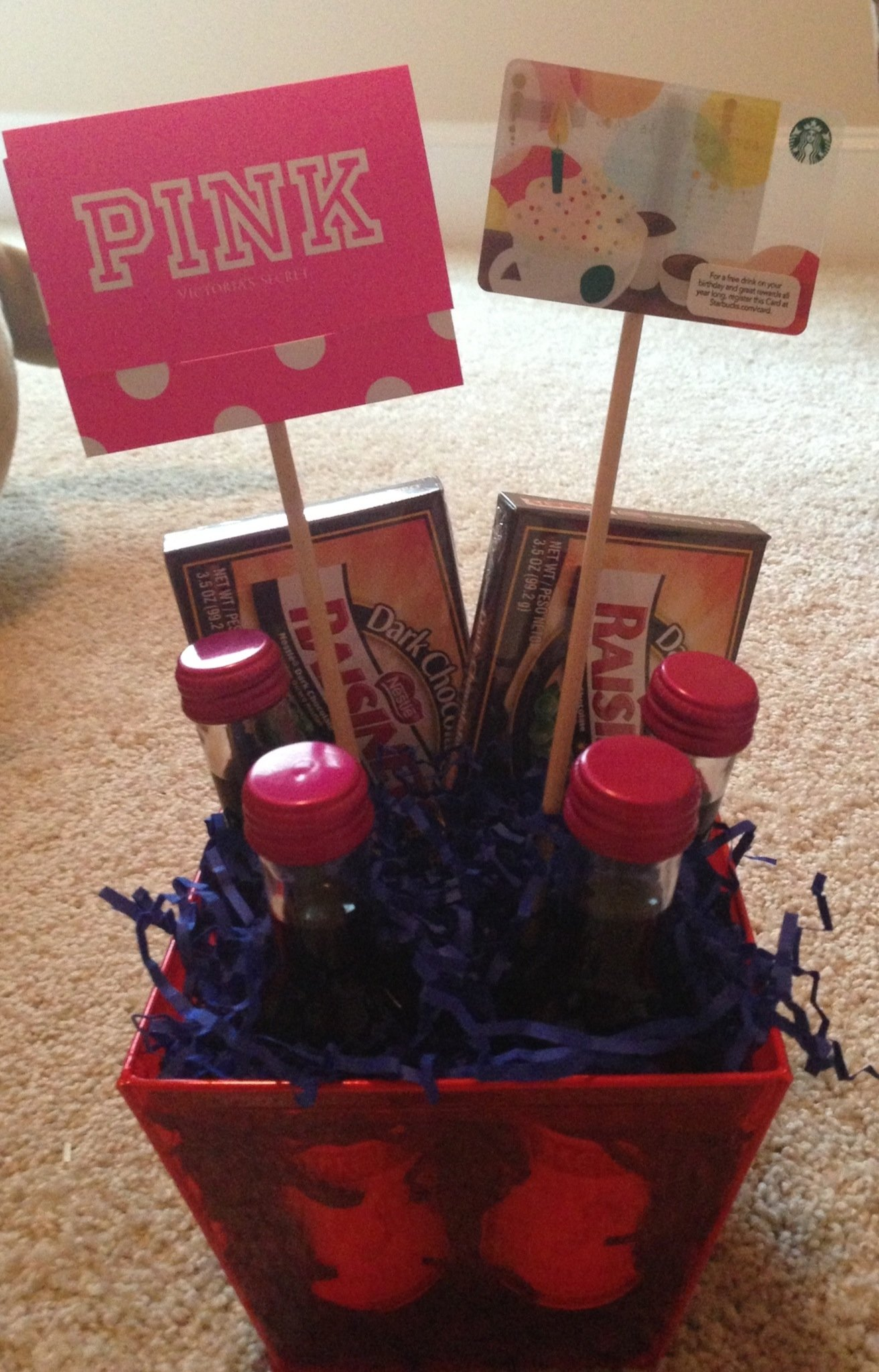 10 Amazing Gift Ideas For Best Friend Female birthday gift basket for my sweet friend can customize to male or 1