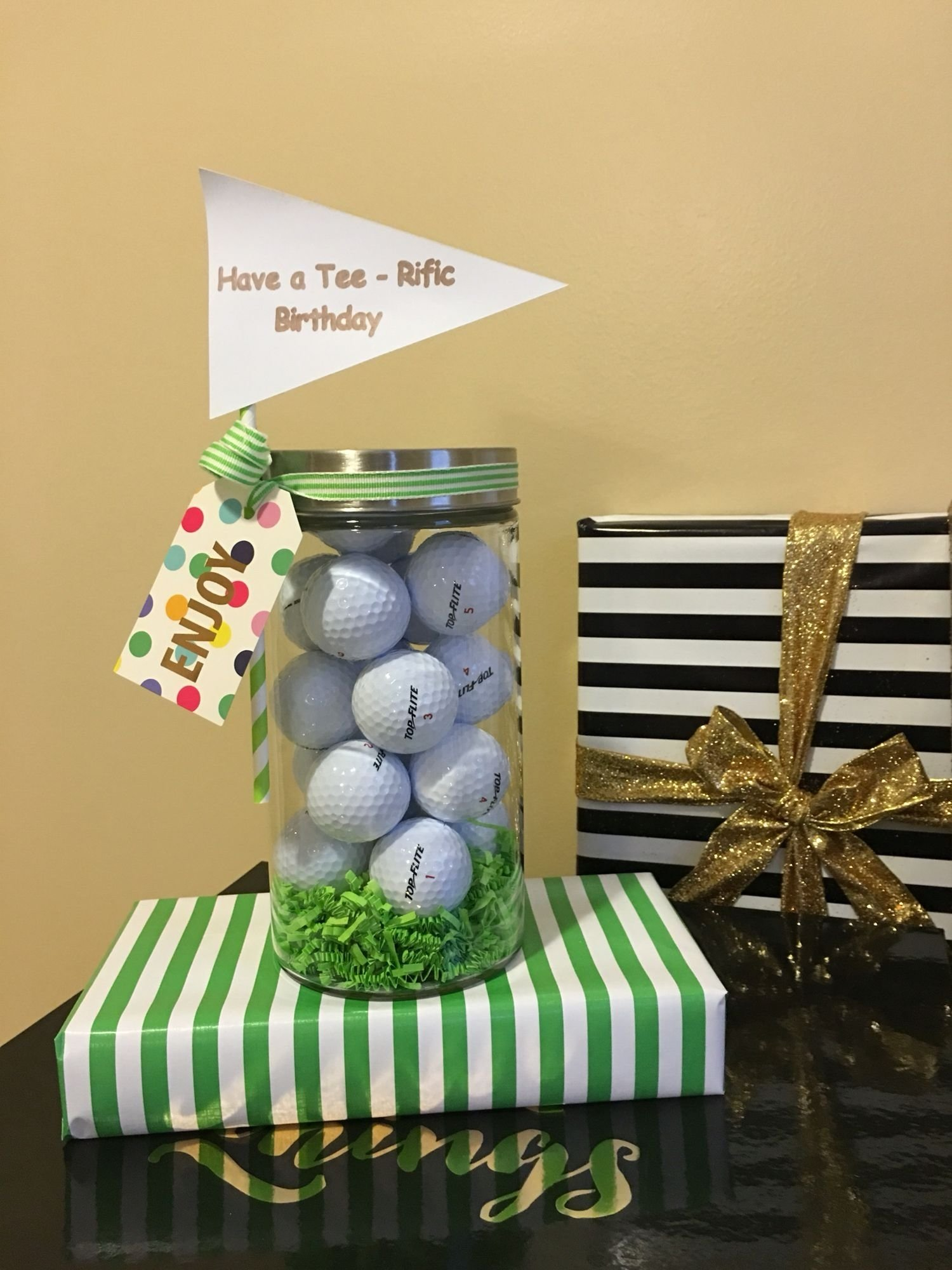 10 Elegant Golf Gift Ideas For Dad birthday gift for a golfer cricut pinterest birthday gifts
