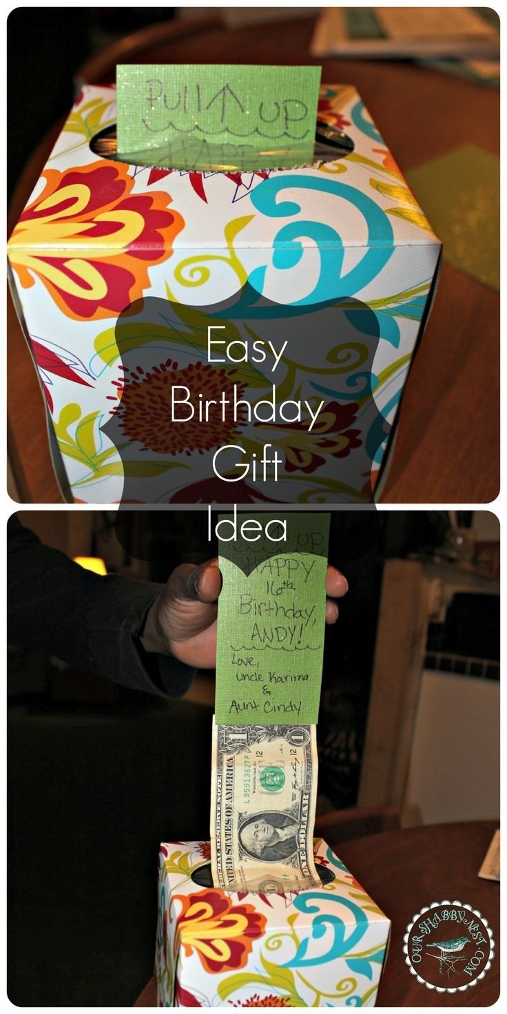 10 Stunning Small Birthday Gift Ideas For Her Idea Money Graduation Party