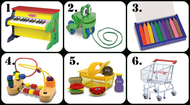10 Fashionable Birthday Gift Ideas For 1 Year Old Boy