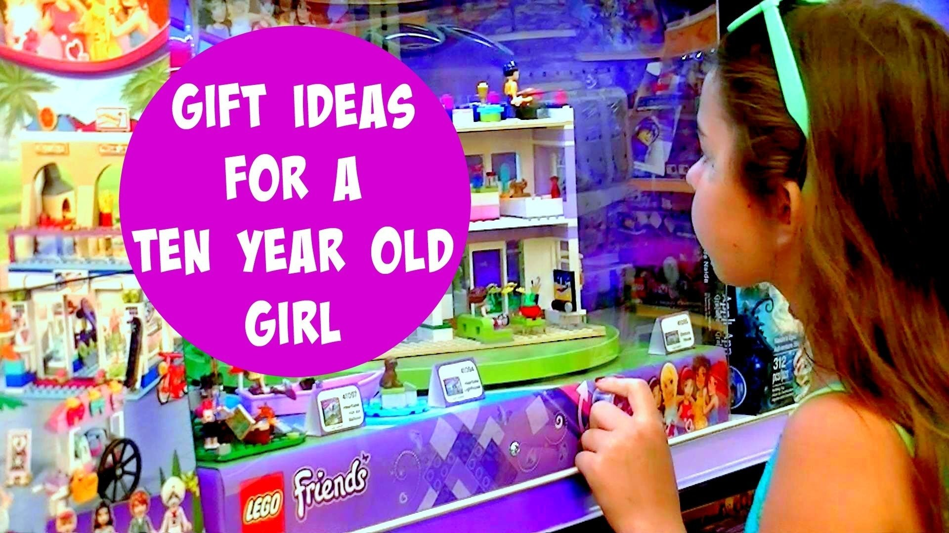 birthday gift ideas for a 10 year old girl under $30 - youtube
