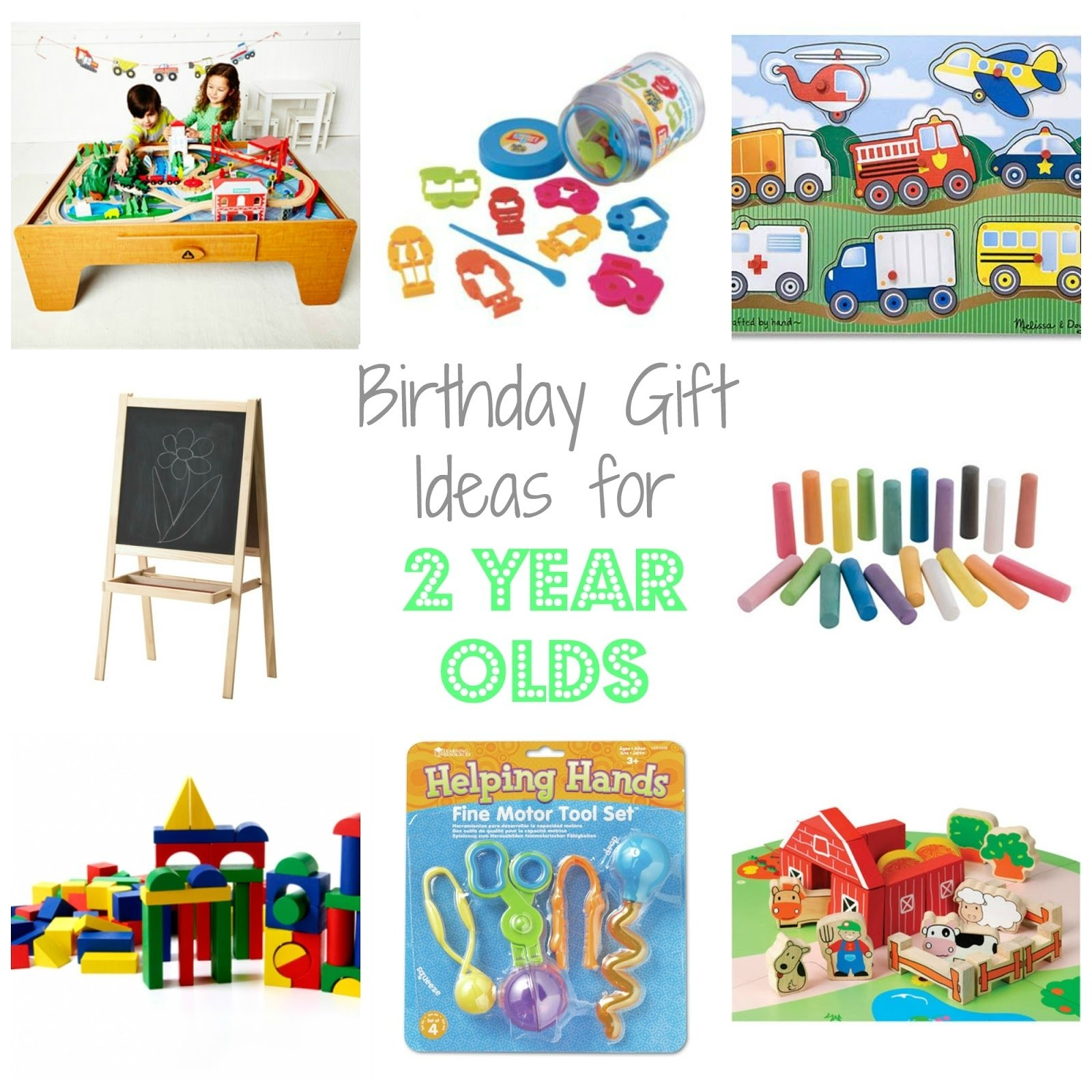 10 Famous 2 Year Old Birthday Gift Ideas