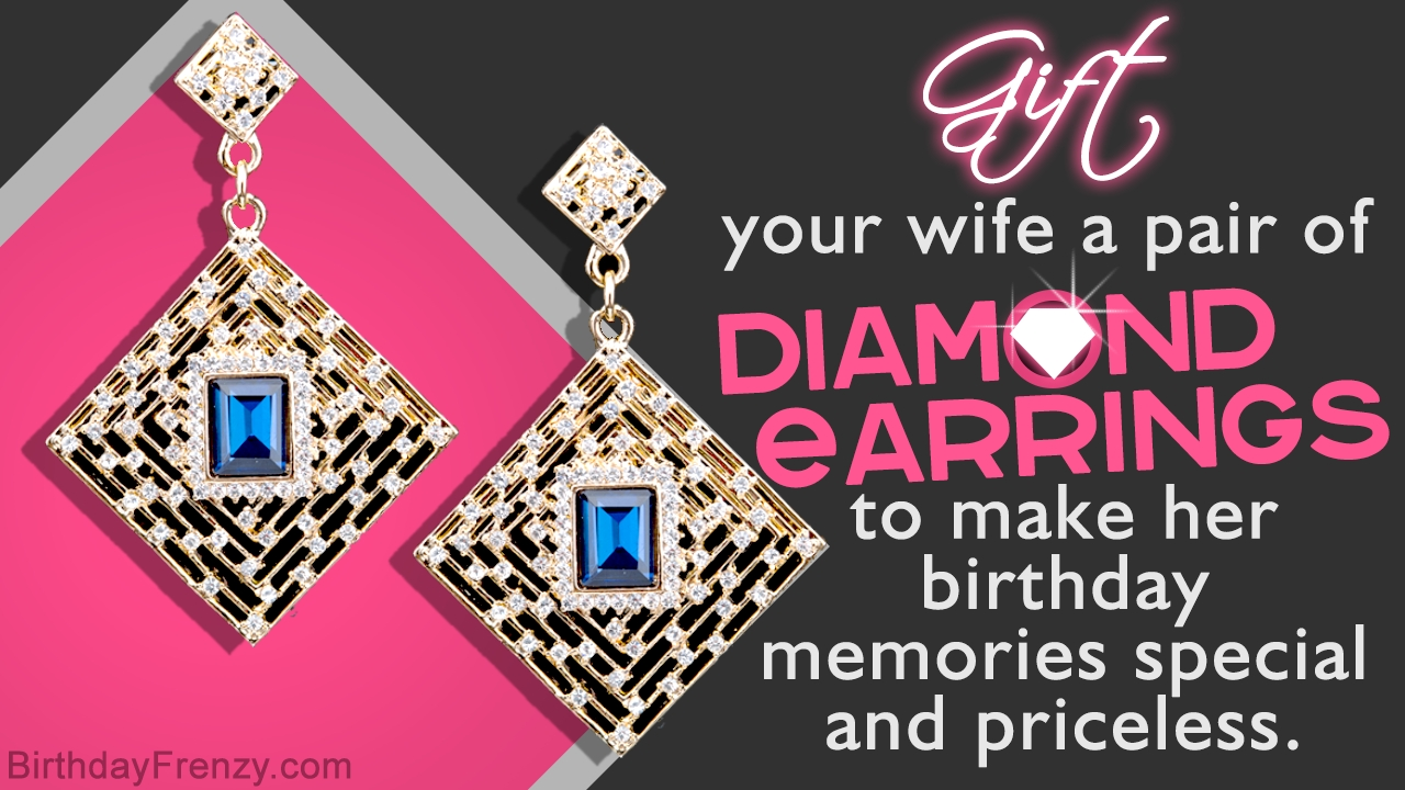 10 Perfect Birthday Gift Ideas For Wife birthday gift ideas for wife to make her day unbelievably special