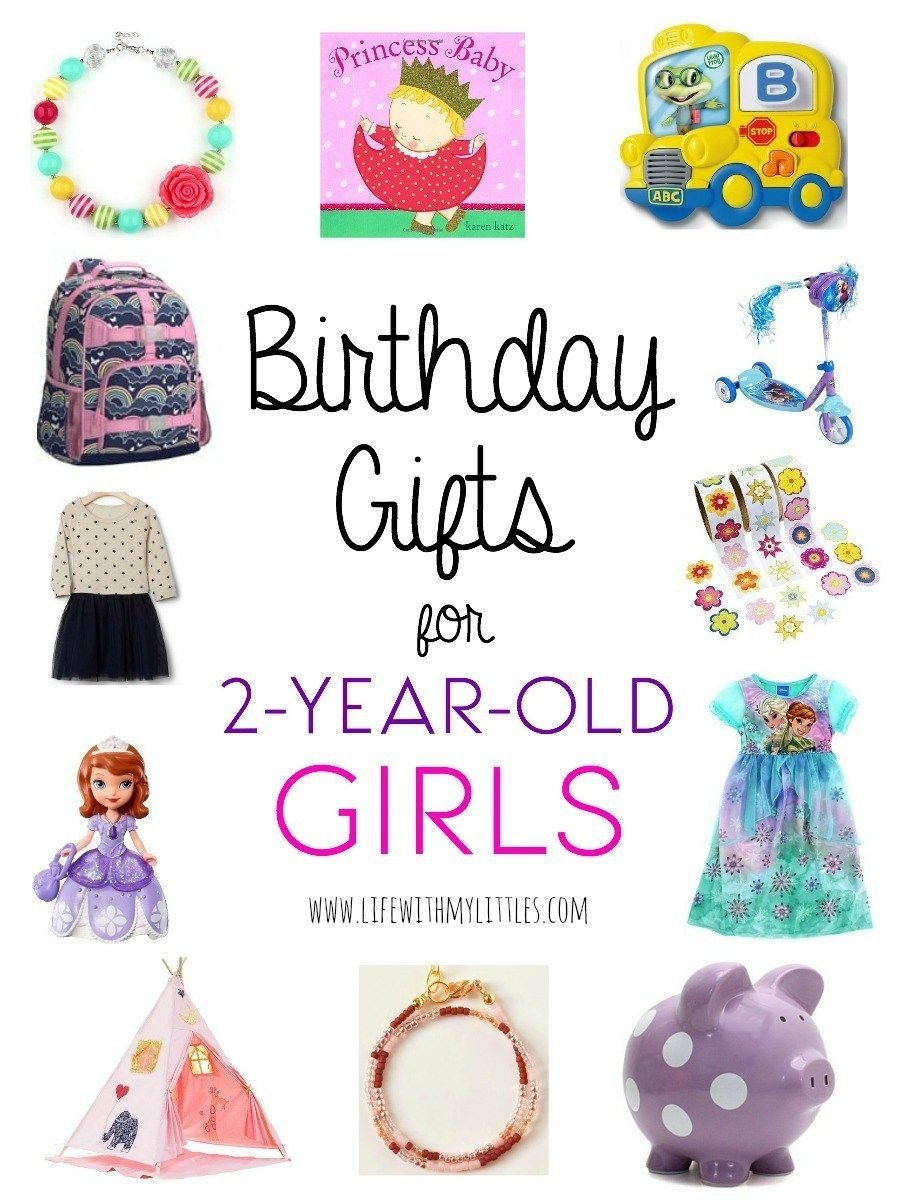 10 Fabulous 2 Year Old Girl Gift Ideas
