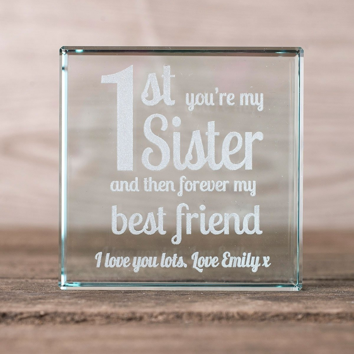 10 Fabulous 50Th Birthday Gift Ideas For Sister Gifts Sisters Gettingpersonal Co Uk