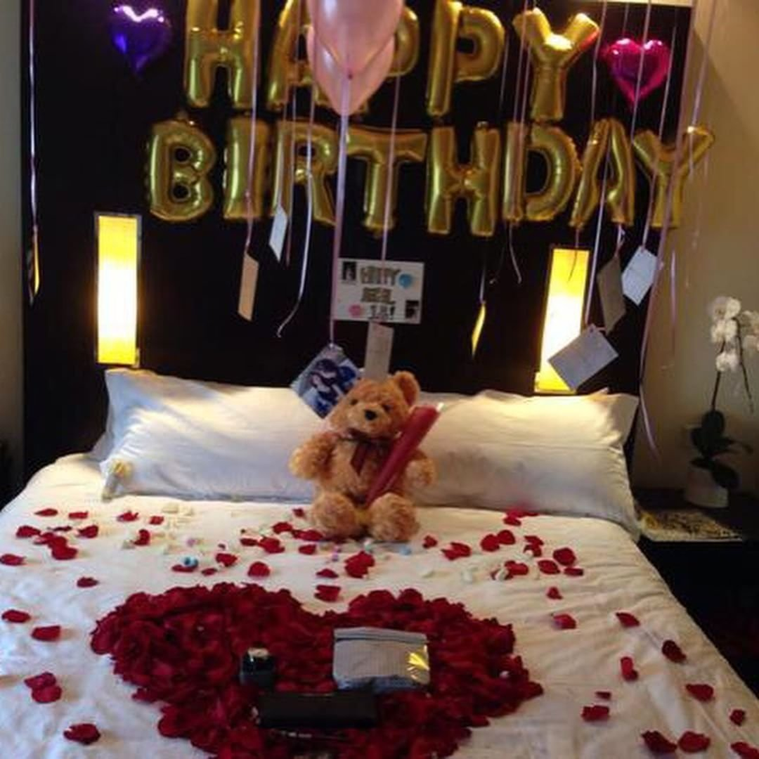 10 Best Birthday Surprise Ideas For Husband Goals From Bae What I Want