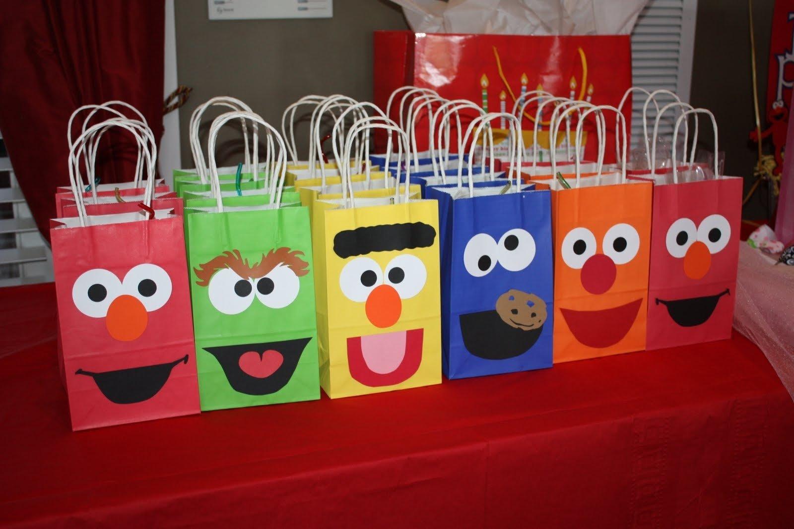 10 Stylish Birthday Party Goody Bag Ideas Bags Margusriga Baby Cheap