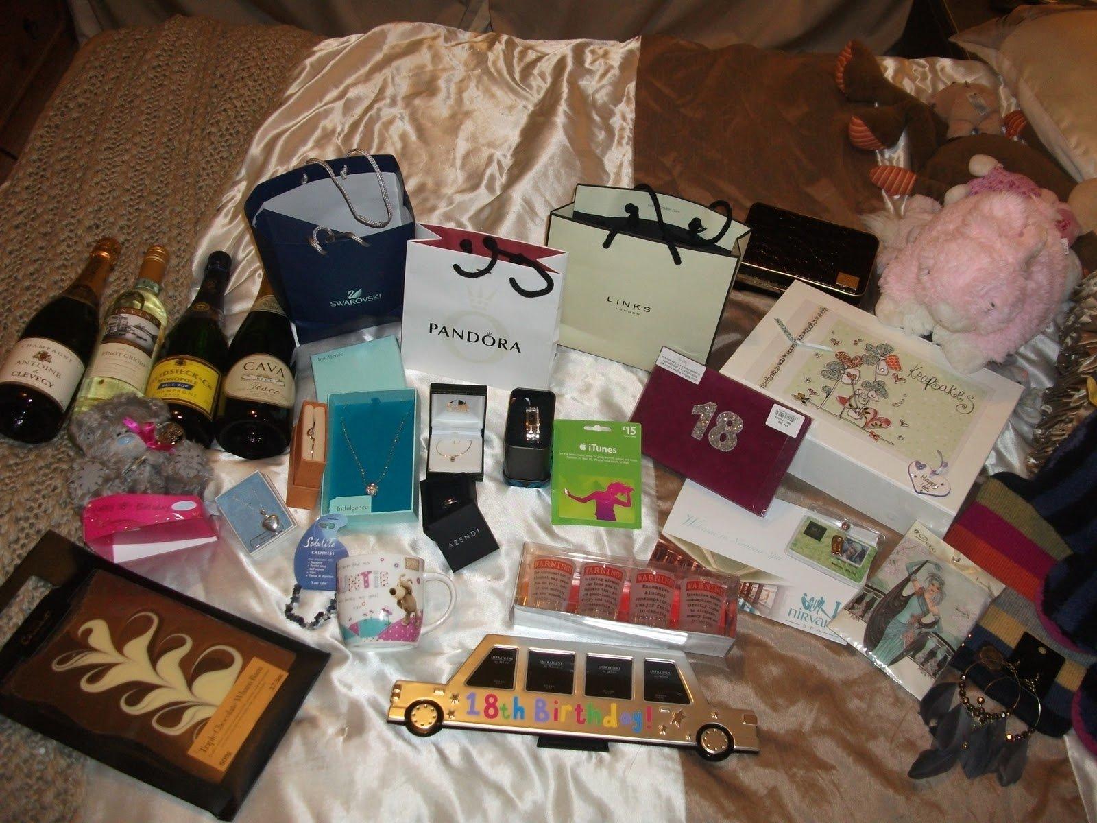 10 Stylish 18Th Birthday Present Ideas For Guys Boyfriend Turning 19 Image Inspiration