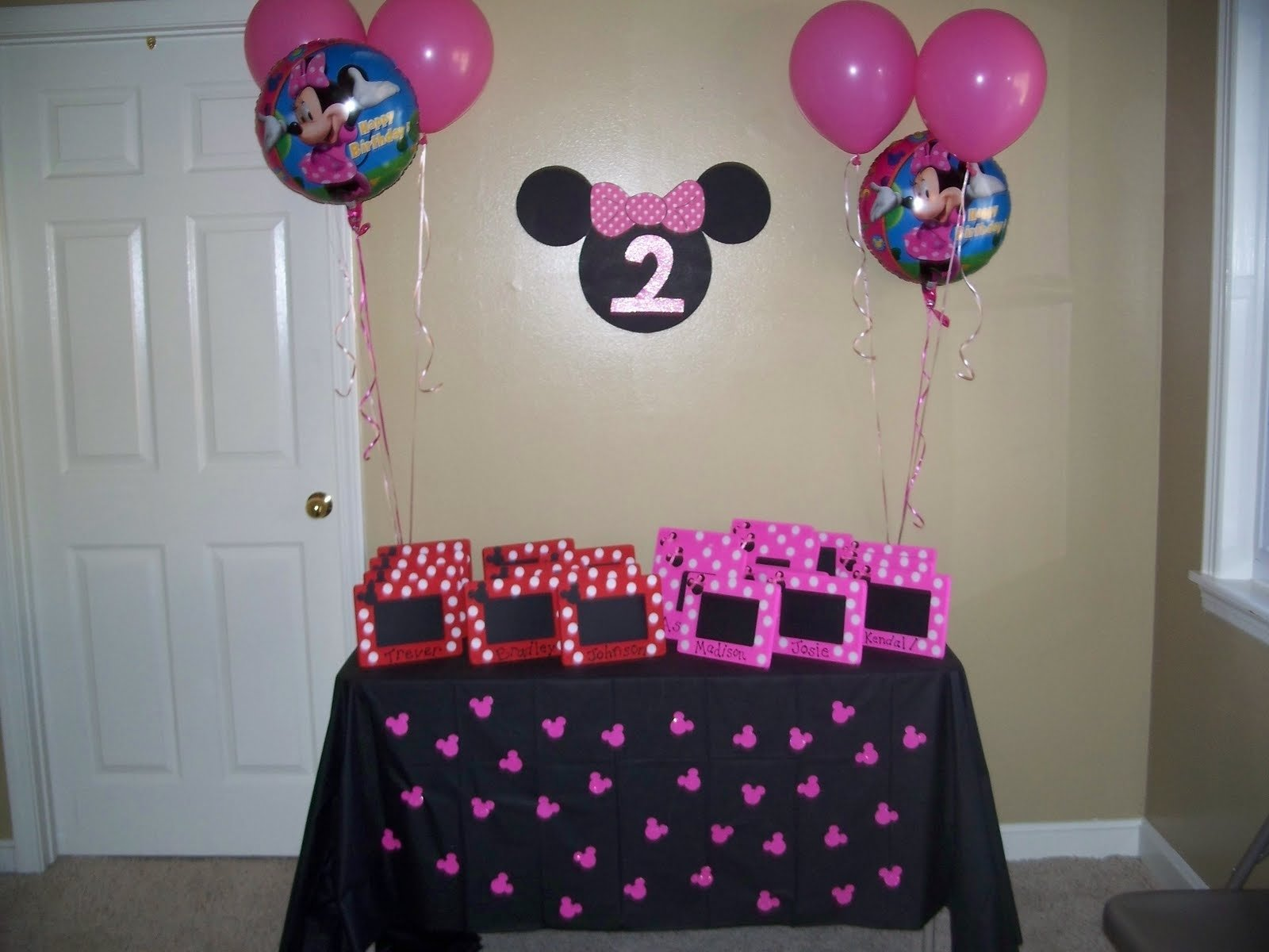 10 Elegant Minnie Mouse Birthday Party Ideas For A 2 Year Old birthday parties for girls september 2011 2020
