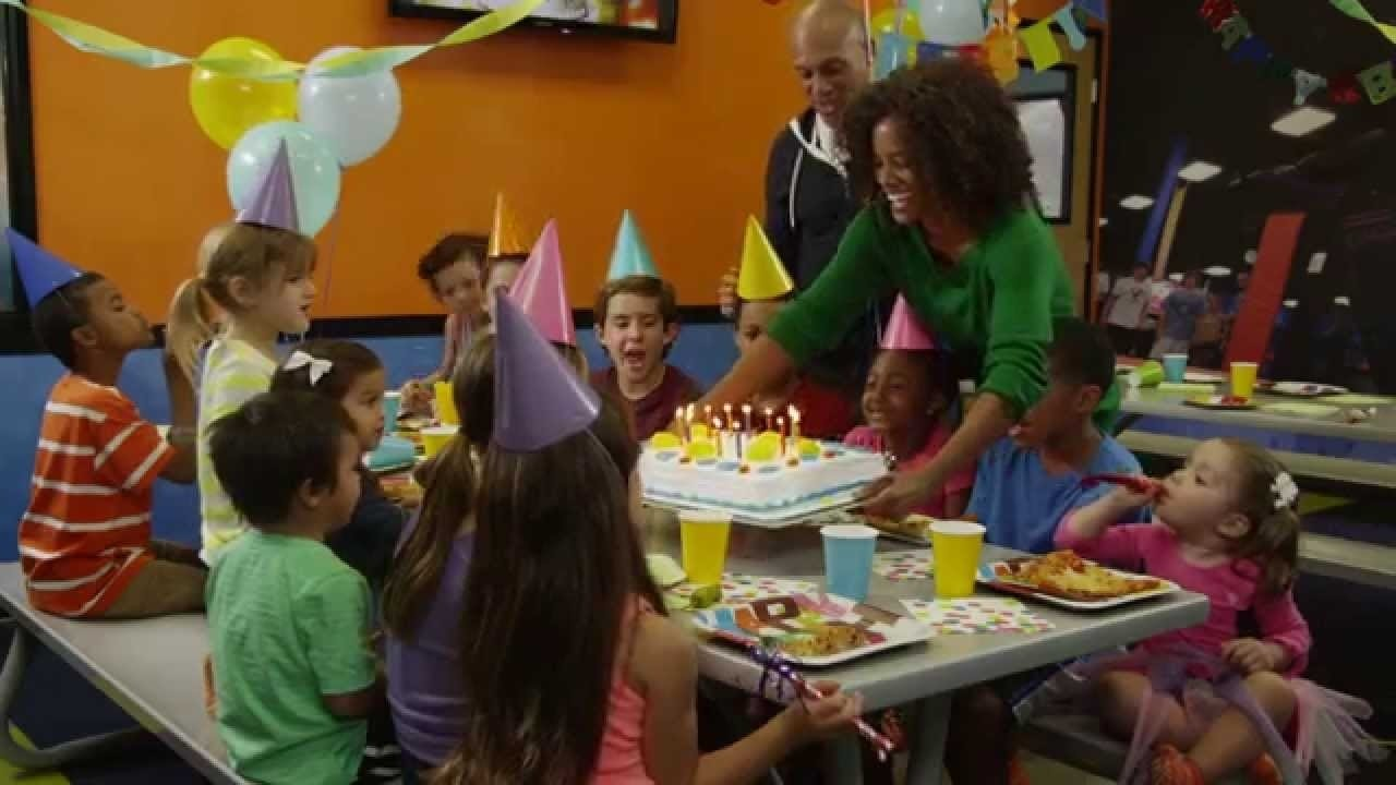 10 Famous Birthday Party Ideas Charlotte Nc At Sky Zone Youtube