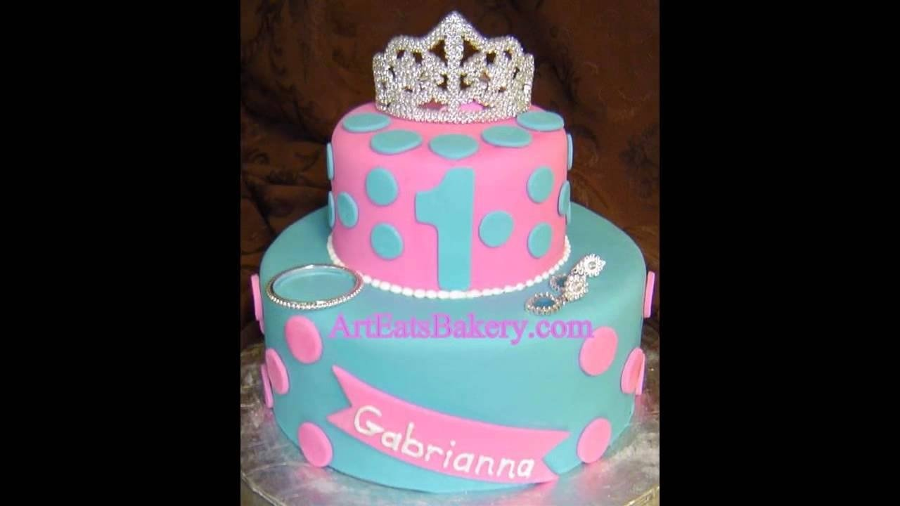 10 Pretty Birthday Cake Ideas For Girls birthday party cake ideas for girls youtube 2021