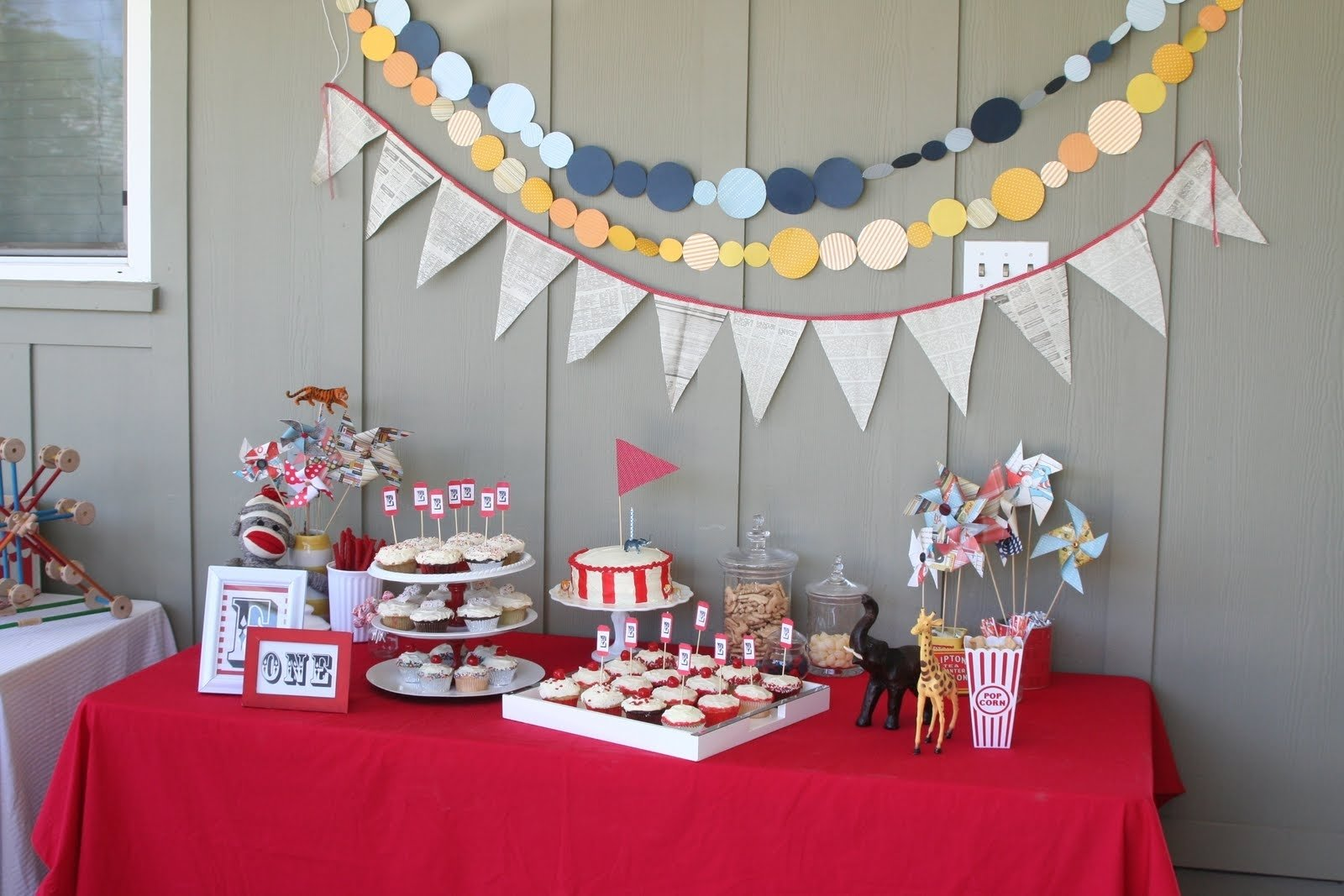 10 Stunning Decorating Ideas For A Birthday Party birthday party decoration decoration ideas