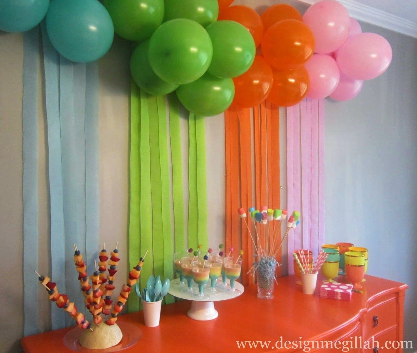 birthday party decoration ideas at home | konkatu – decoration home