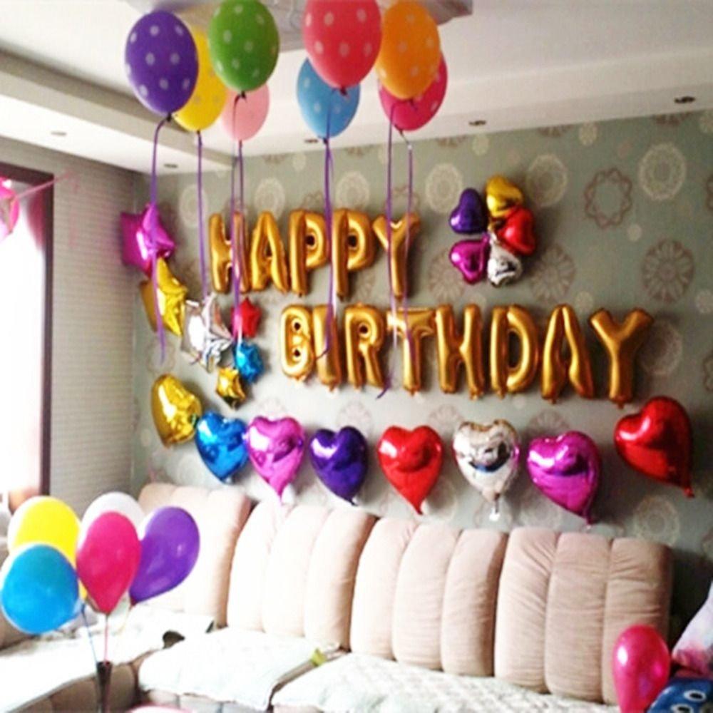 10 Spectacular Decoration Ideas For Birthday Party birthday party decorations at home birthday decoration ideas 9 2020