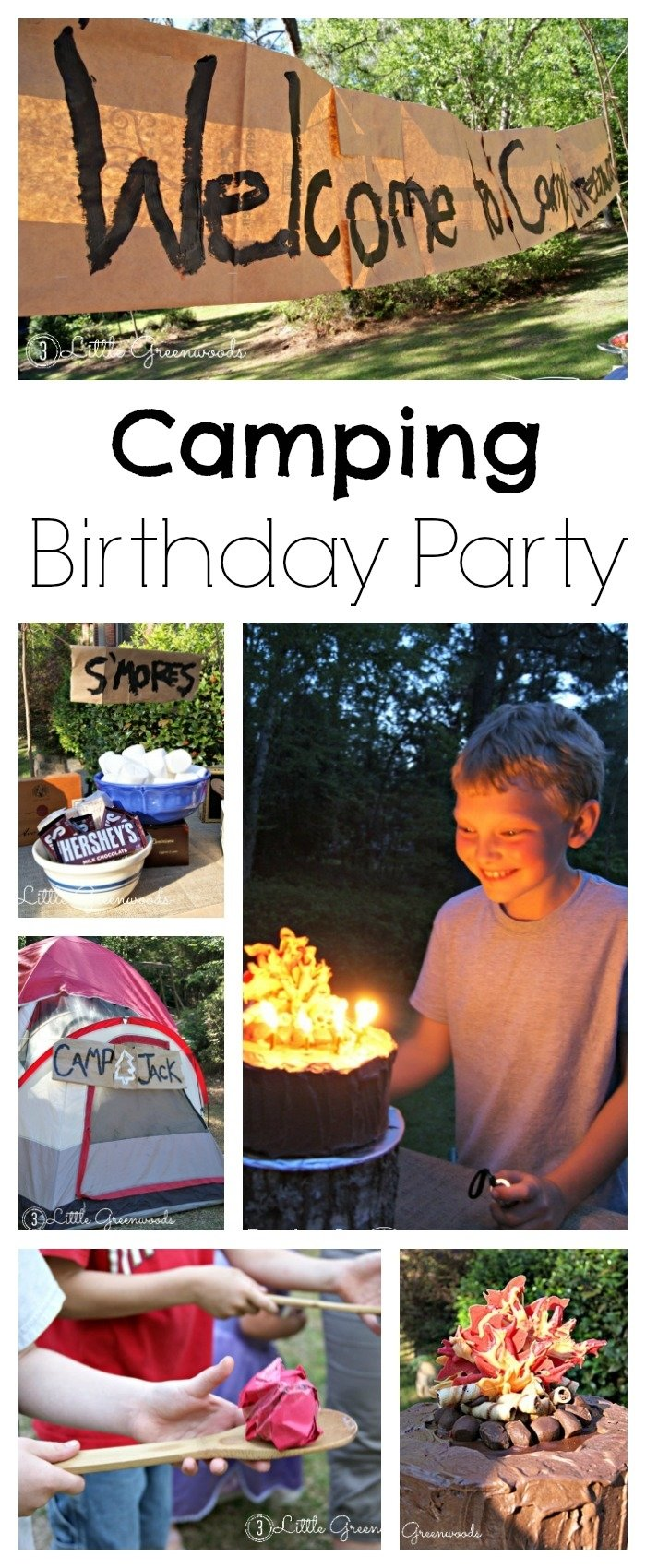10 Gorgeous Fun Camping Ideas For Adults birthday party fun 2020